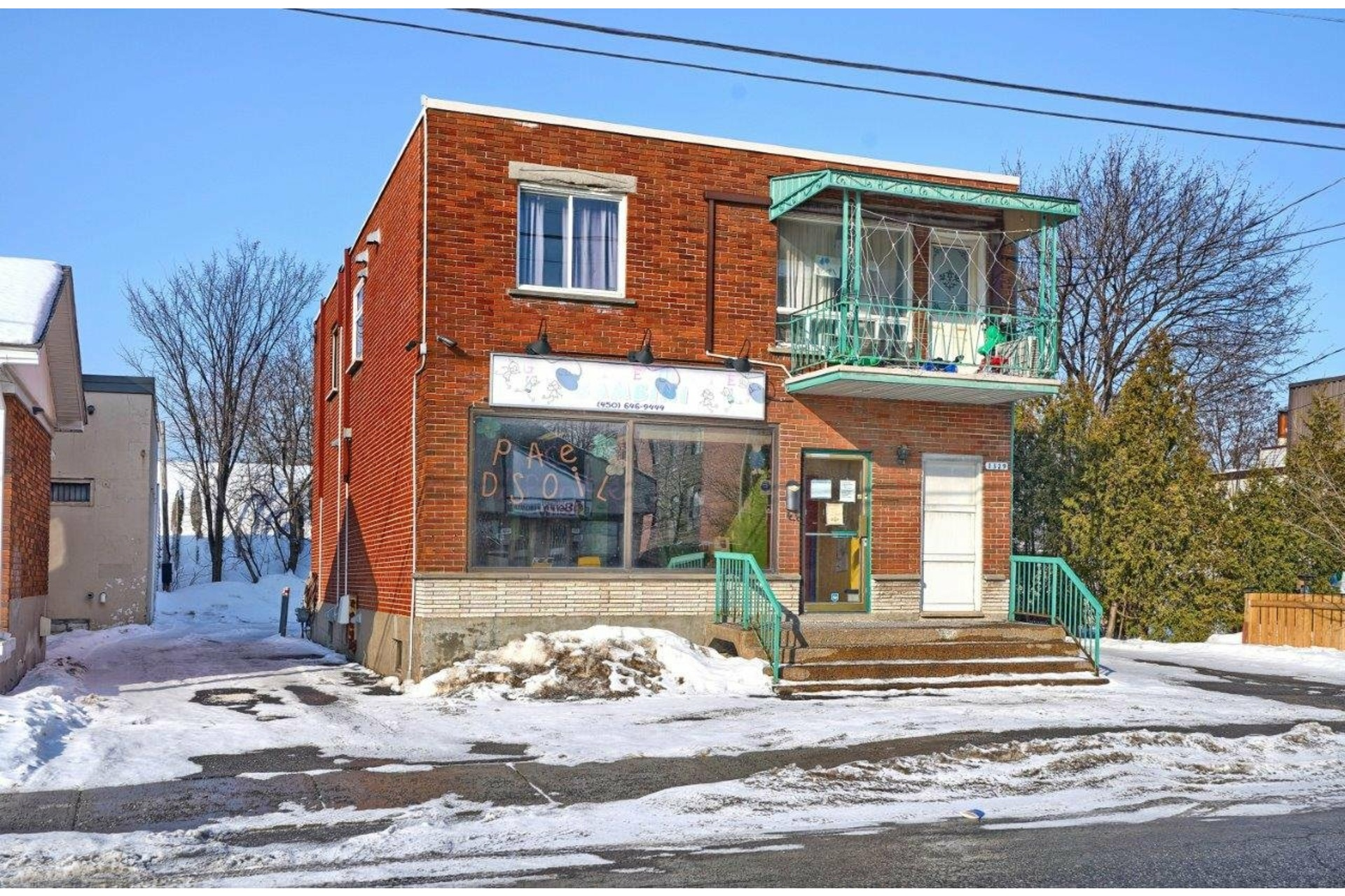 image 0 - Income property For sale Le Vieux-Longueuil Longueuil