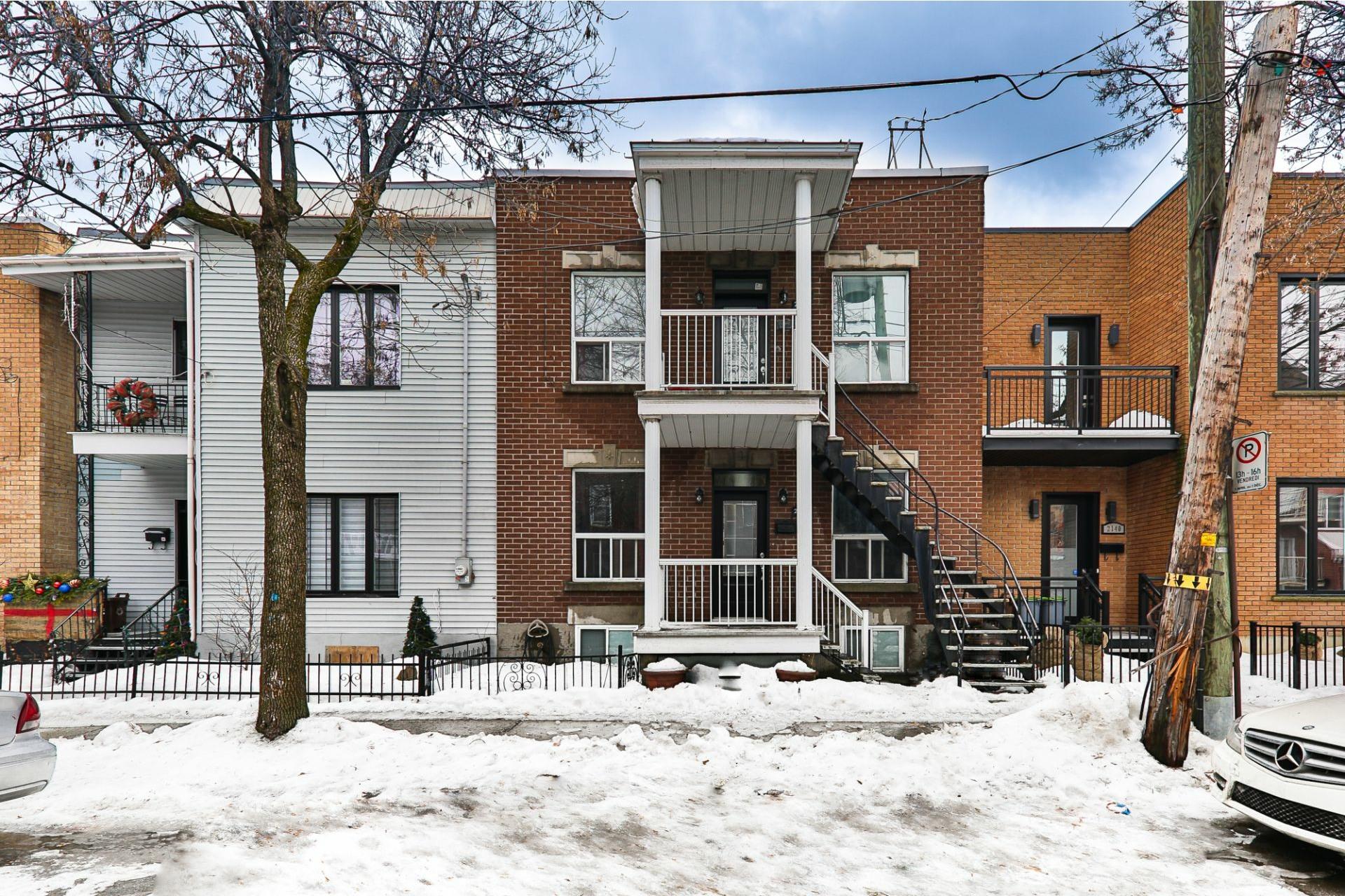 image 19 - Duplex À vendre Le Sud-Ouest Montréal  - 5 pièces