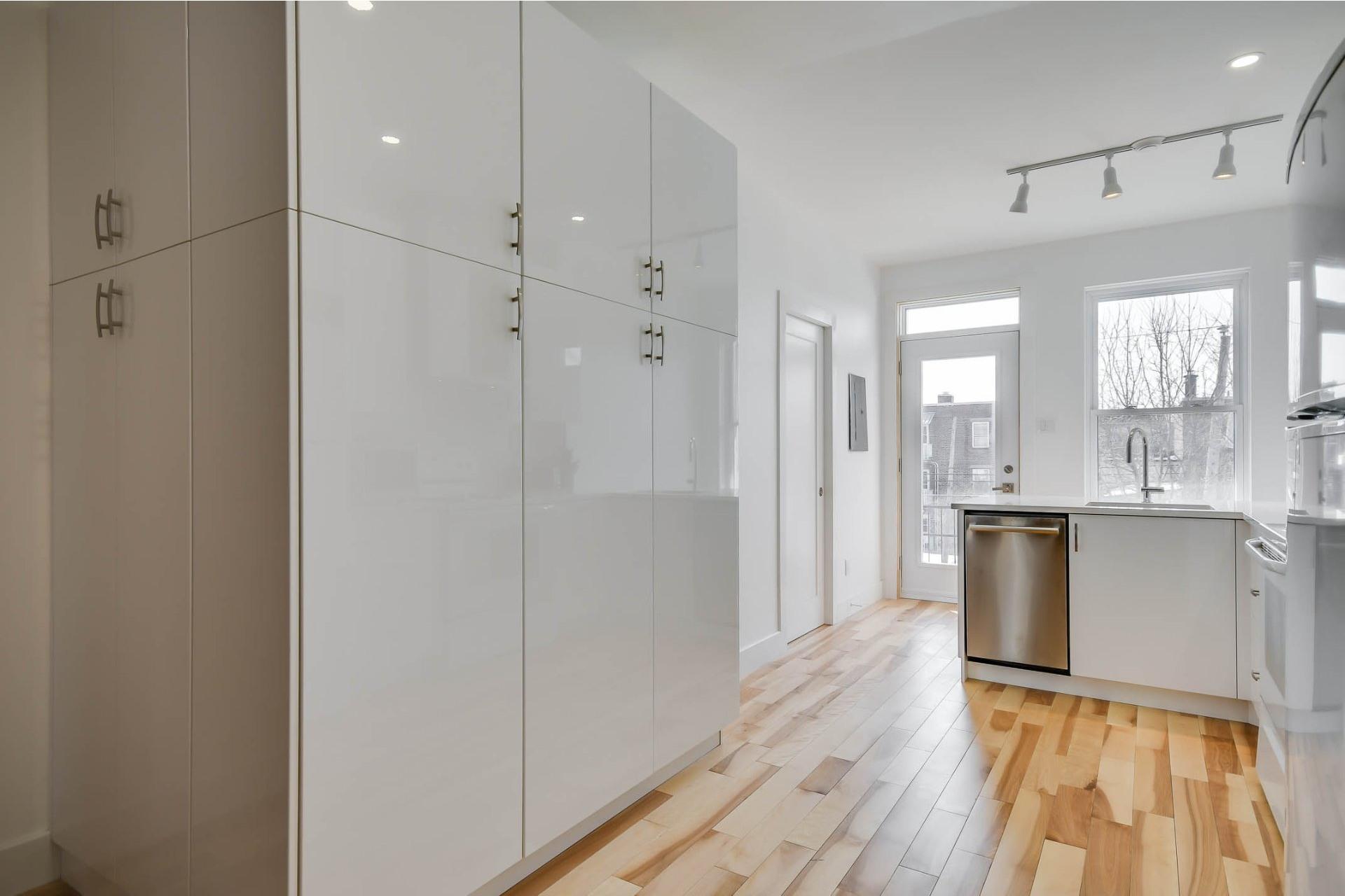 image 4 - Apartment For sale Rosemont/La Petite-Patrie Montréal  - 4 rooms