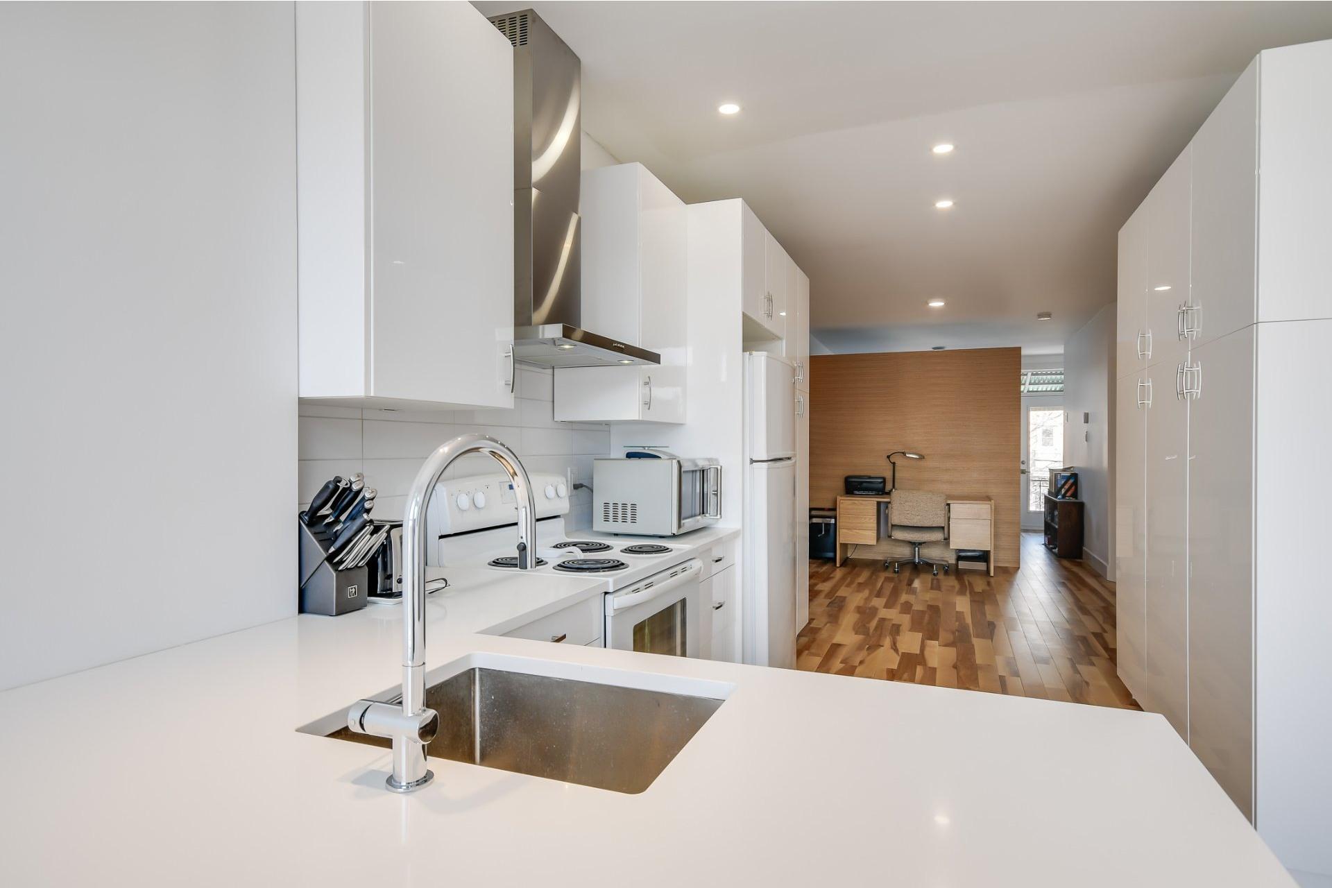 image 5 - Apartment For sale Rosemont/La Petite-Patrie Montréal  - 4 rooms