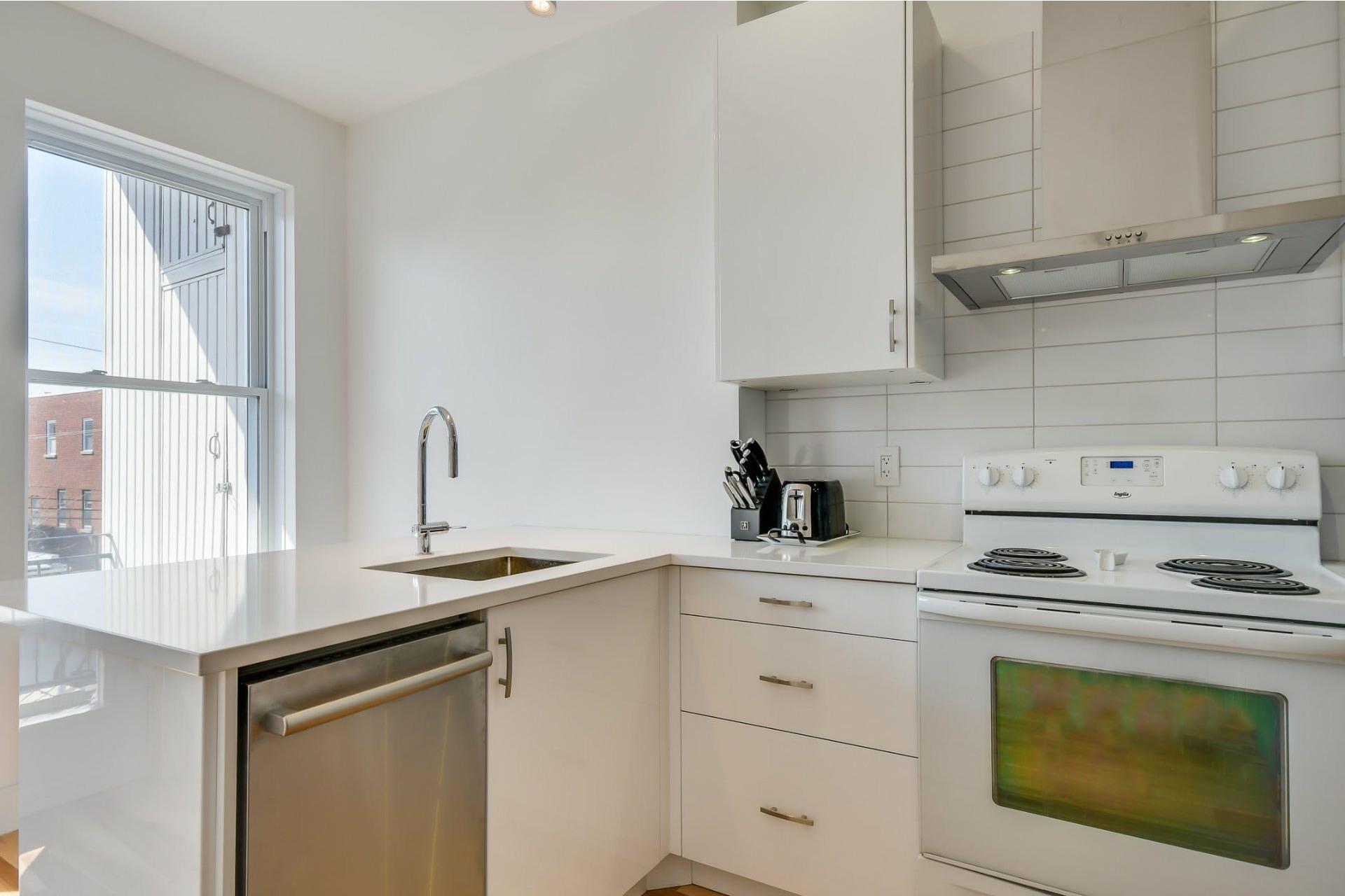 image 2 - Apartment For sale Rosemont/La Petite-Patrie Montréal  - 4 rooms