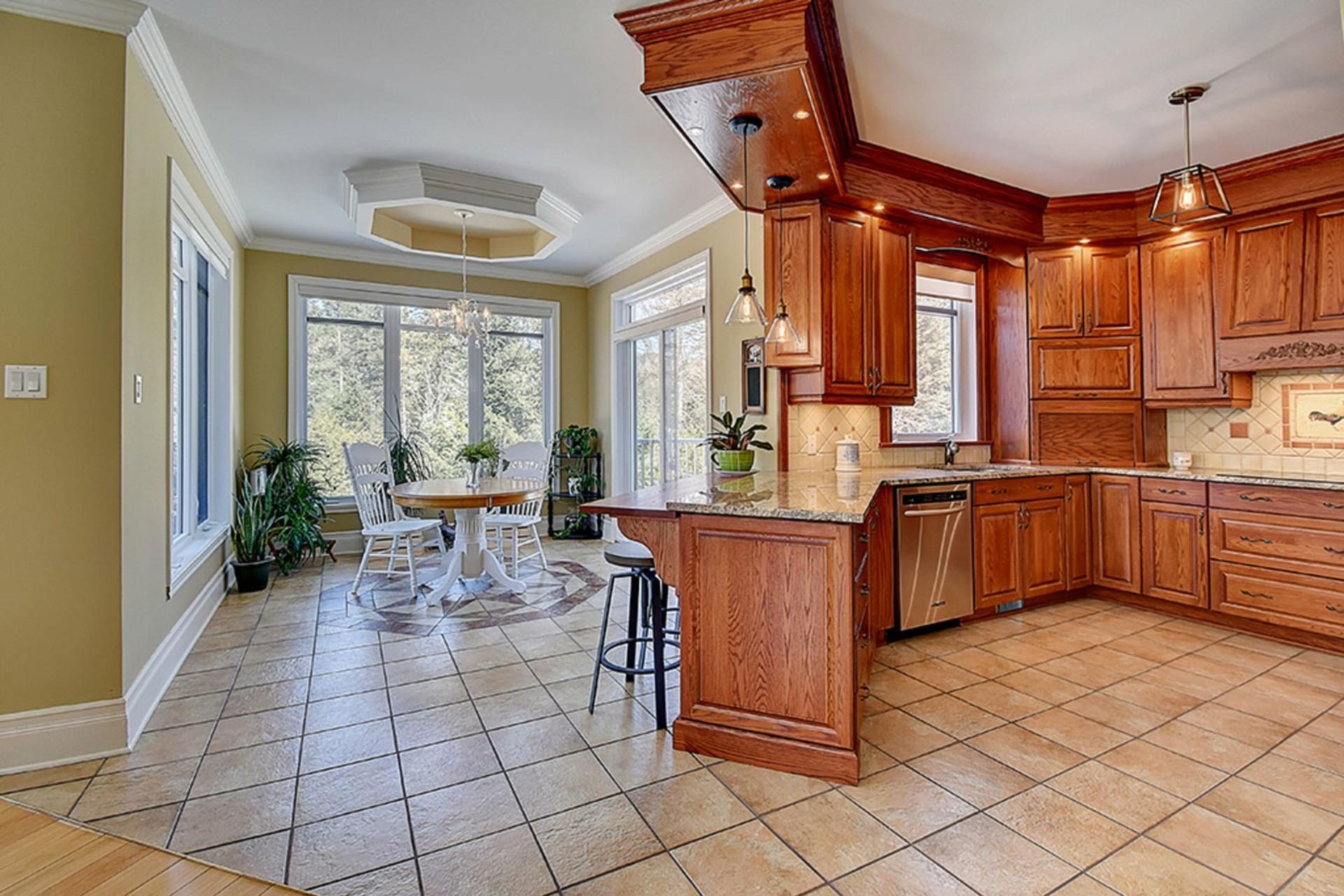 image 29 - Maison À vendre Morin-Heights - 9 pièces