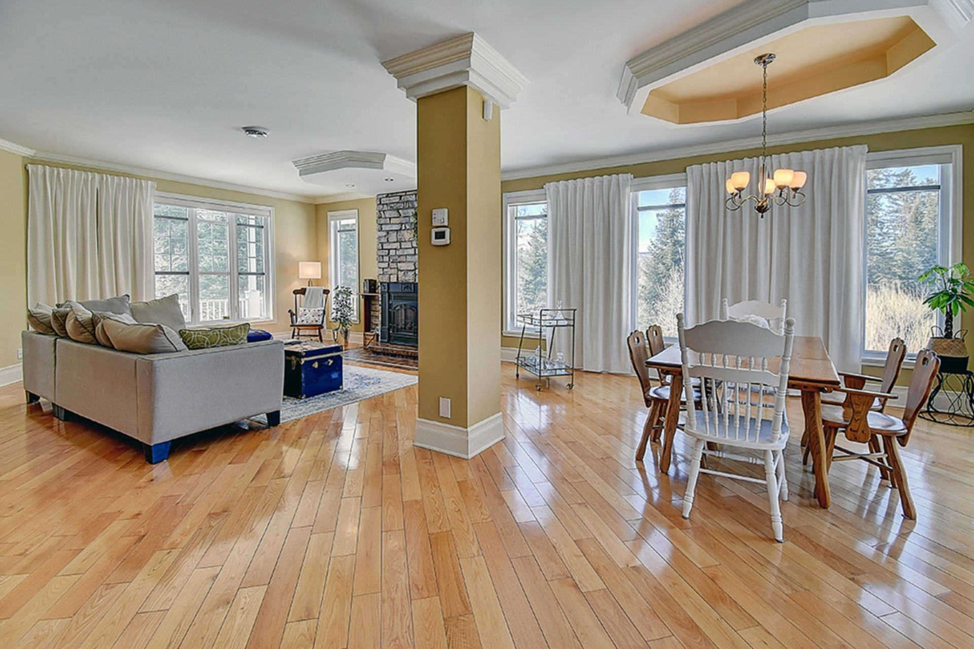 image 23 - Maison À vendre Morin-Heights - 9 pièces