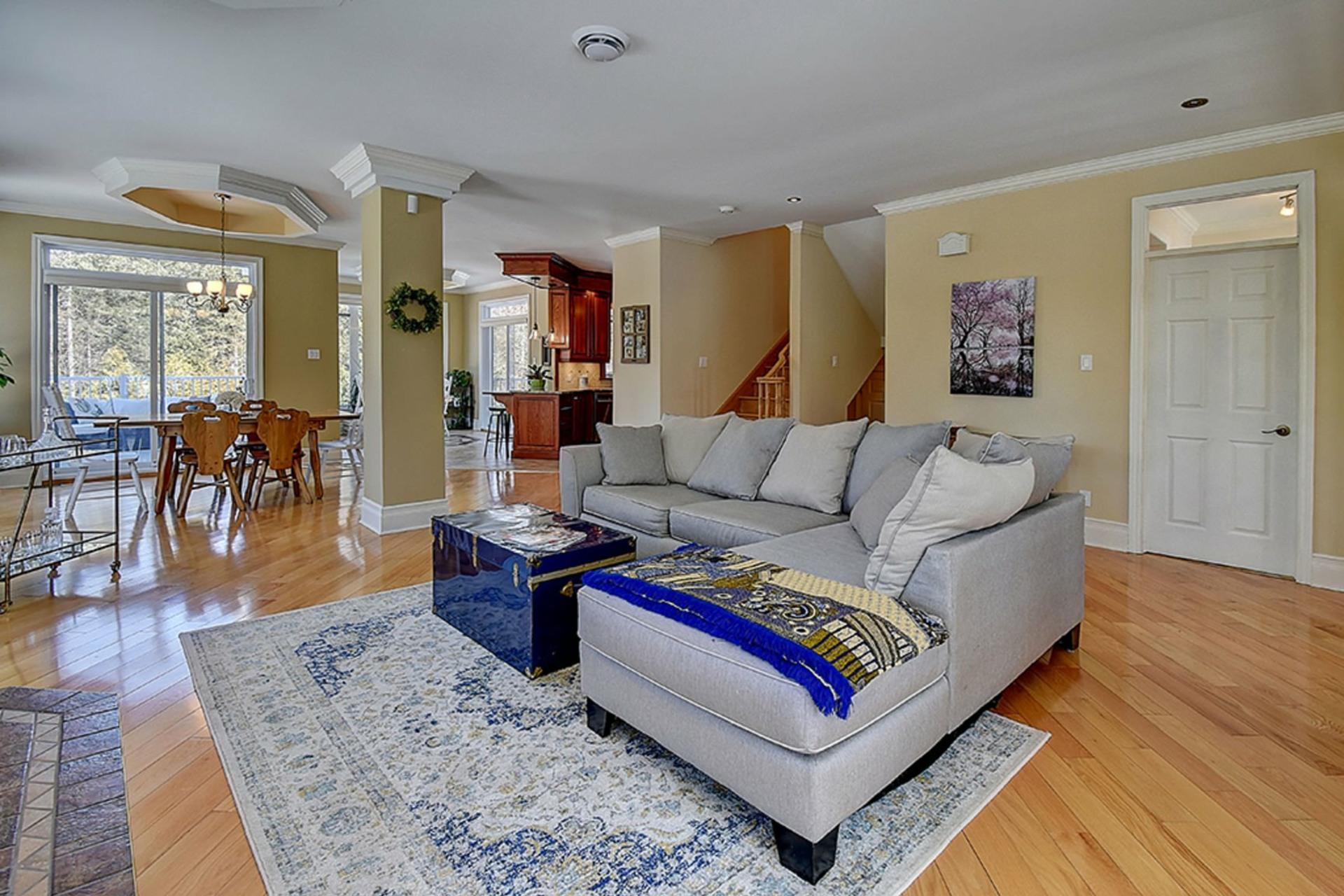 image 4 - Maison À vendre Morin-Heights - 9 pièces