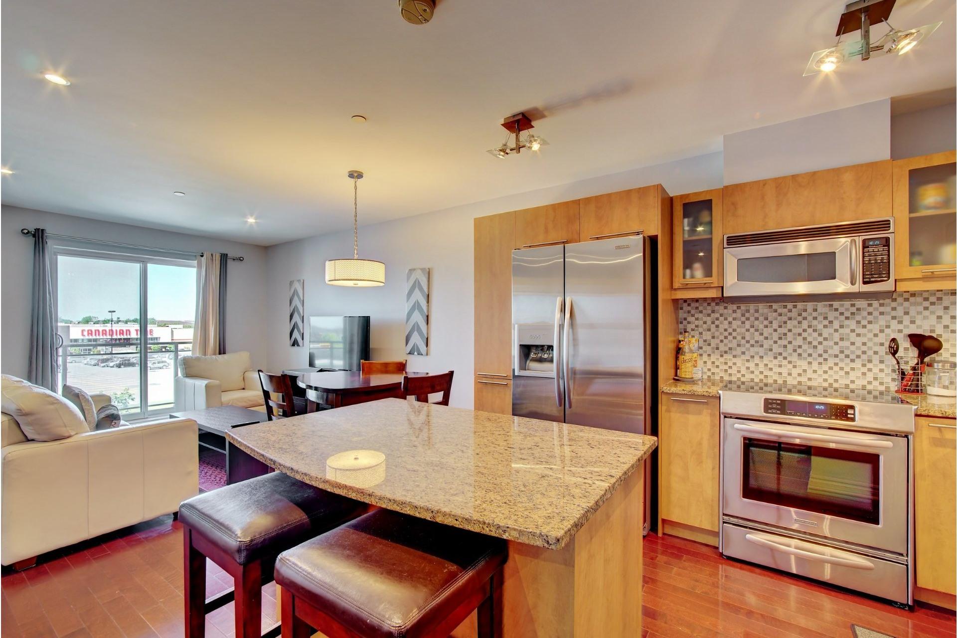 image 5 - Apartment For rent Laval-des-Rapides Laval  - 5 rooms