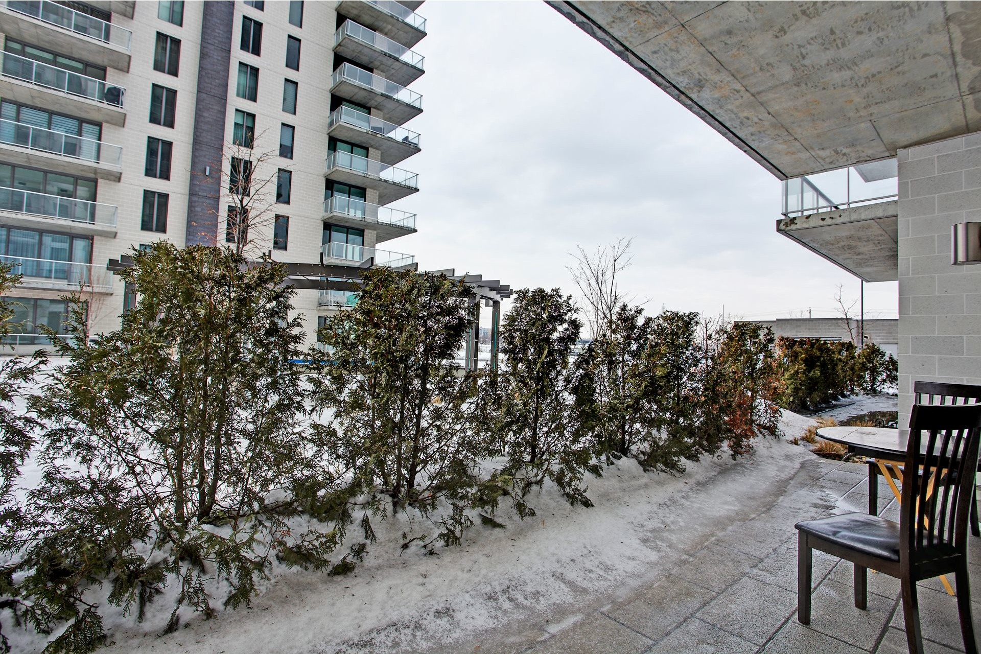 image 20 - Apartment For sale Chomedey Laval  - 4 rooms