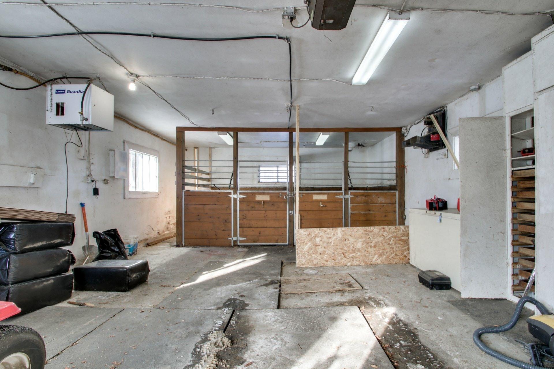 image 31 - Farmhouse For sale Sainte-Marie-de-Blandford - 8 rooms