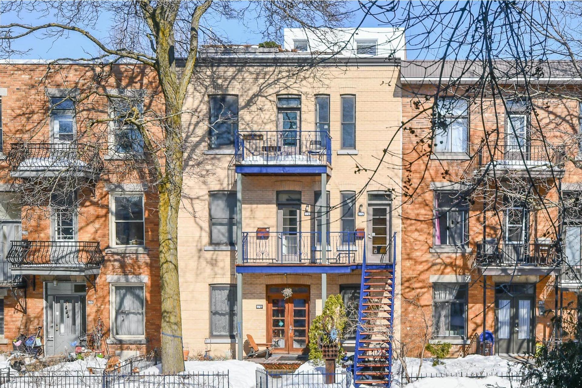 image 1 - Appartement À vendre Le Plateau-Mont-Royal Montréal  - 8 pièces