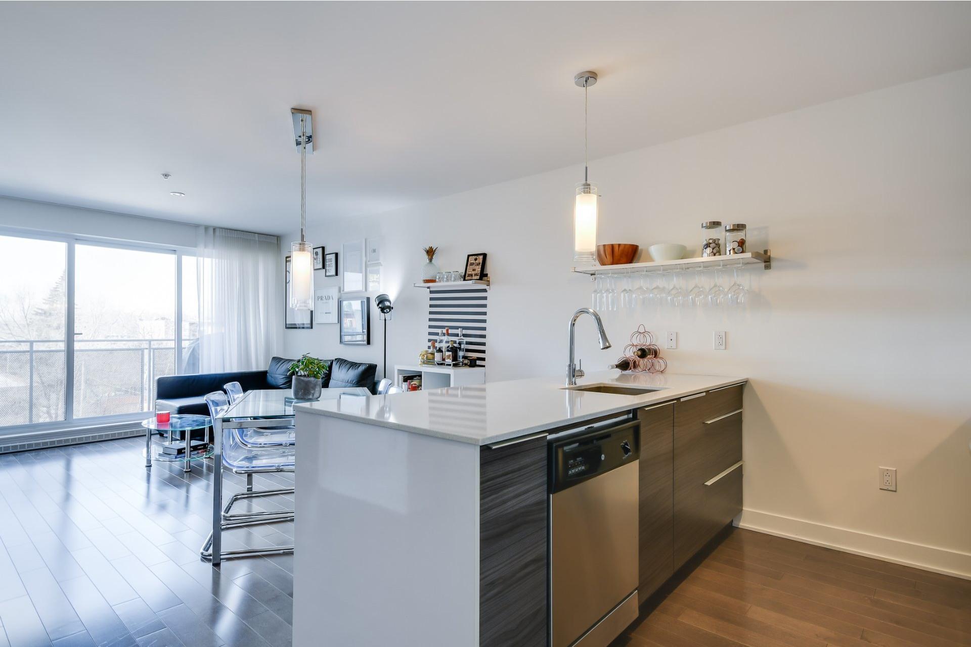image 2 - Appartement À vendre Rosemont/La Petite-Patrie Montréal  - 4 pièces
