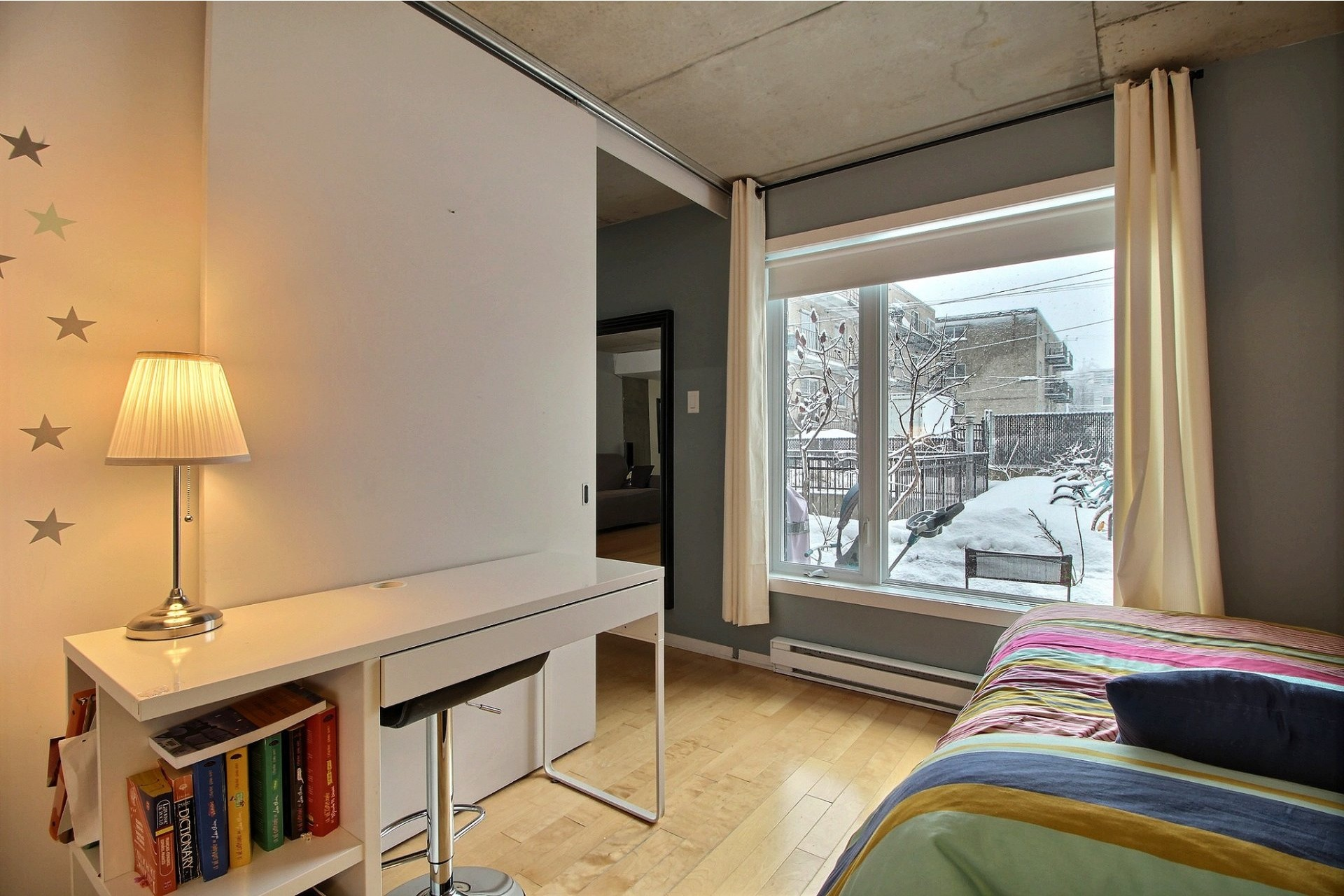 image 16 - Apartment For sale Montréal-Nord Montréal  - 5 rooms