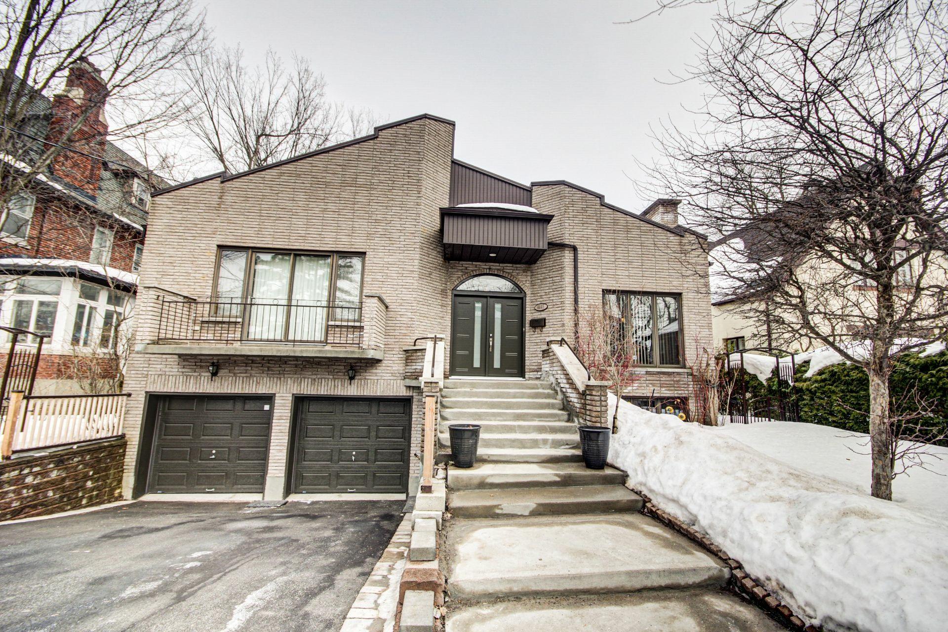 image 32 - Maison À vendre Côte-des-Neiges/Notre-Dame-de-Grâce Montréal