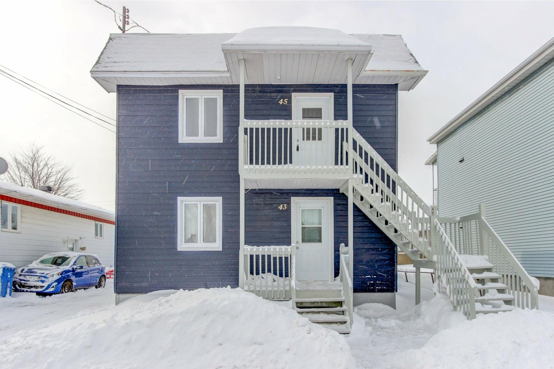 image 0 - Duplex À vendre Trois-Rivières - 5 pièces