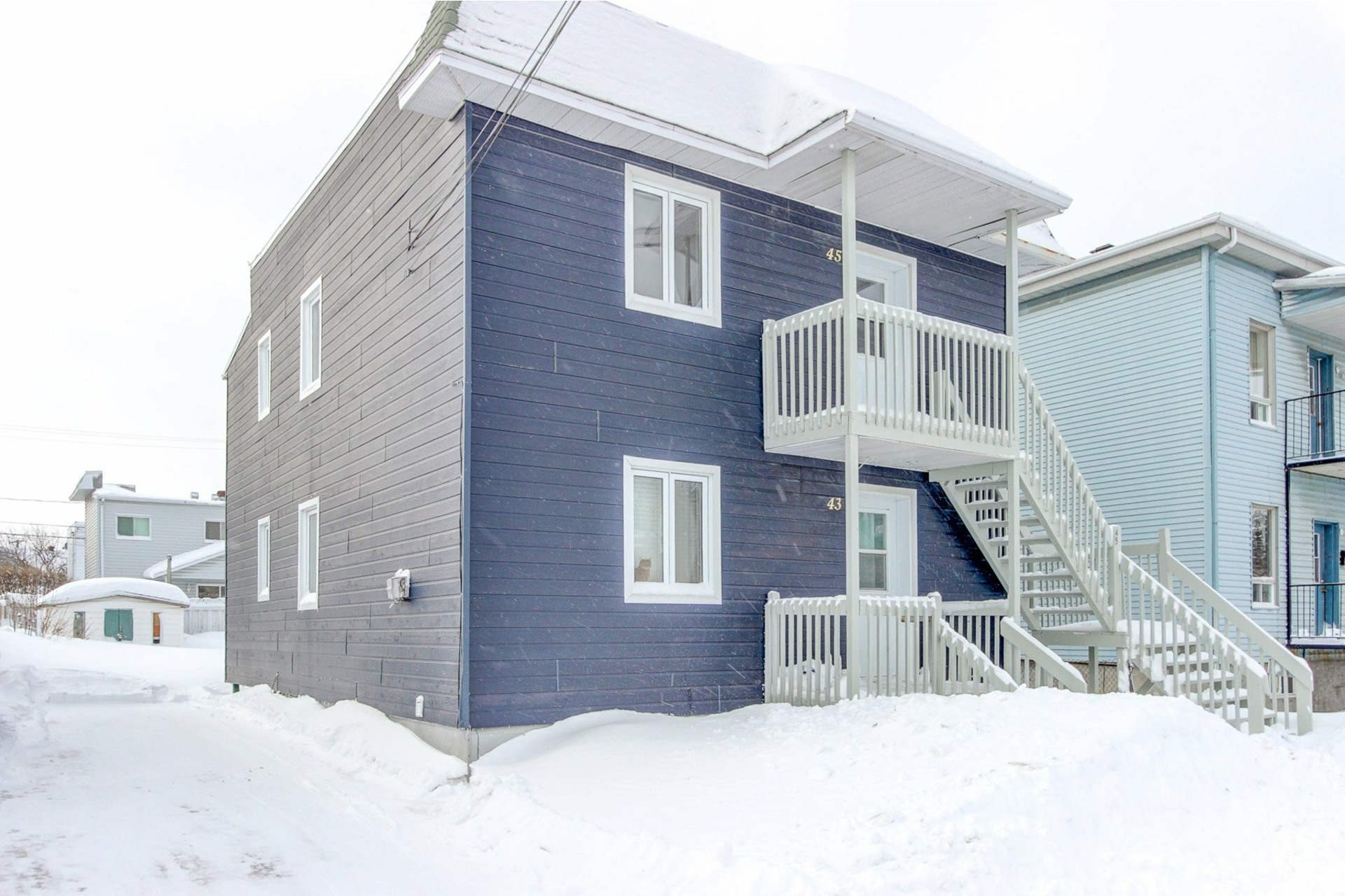 image 22 - Duplex À vendre Trois-Rivières - 5 pièces