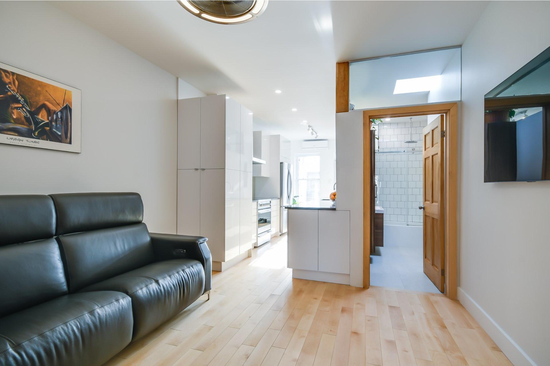 image 9 - Apartment For sale Rosemont/La Petite-Patrie Montréal  - 4 rooms