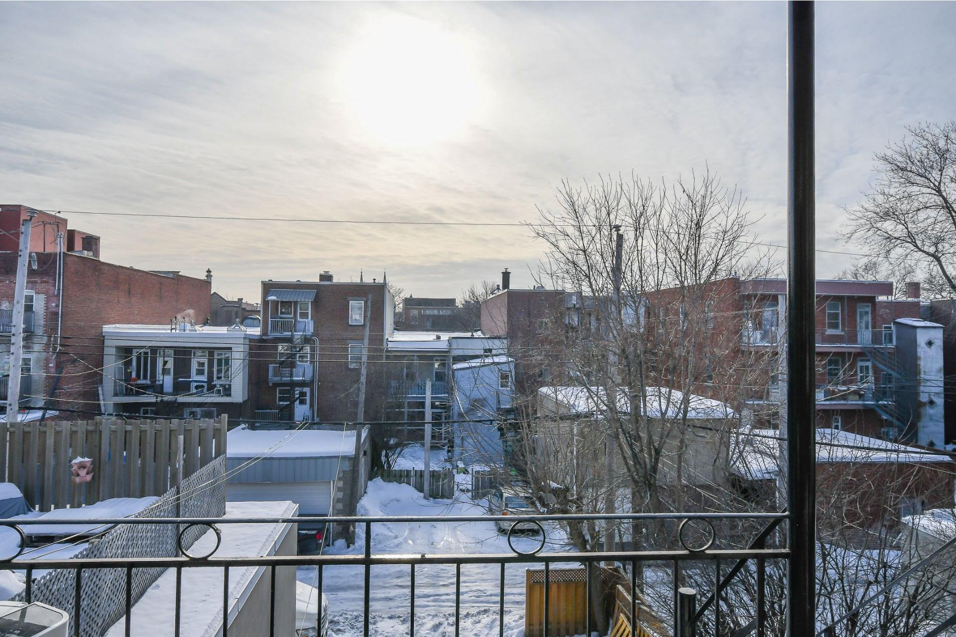 image 10 - Apartment For sale Rosemont/La Petite-Patrie Montréal  - 4 rooms