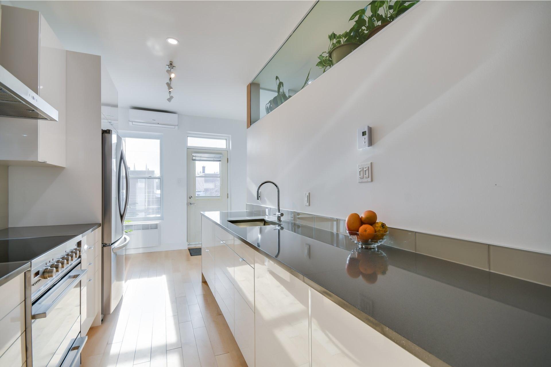 image 0 - Apartment For sale Rosemont/La Petite-Patrie Montréal  - 4 rooms