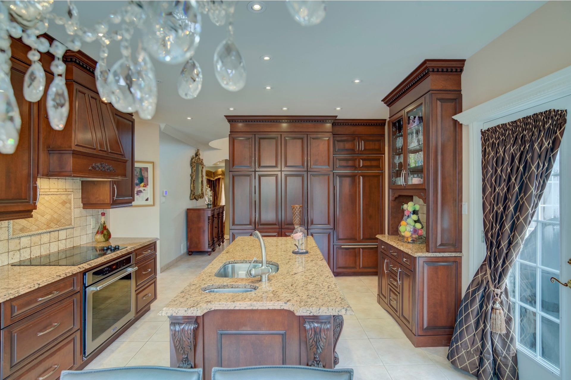 image 3 - House For sale Duvernay Laval  - 13 rooms