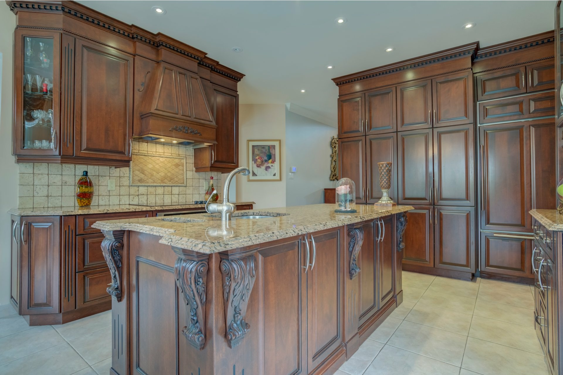 image 4 - House For sale Duvernay Laval  - 13 rooms