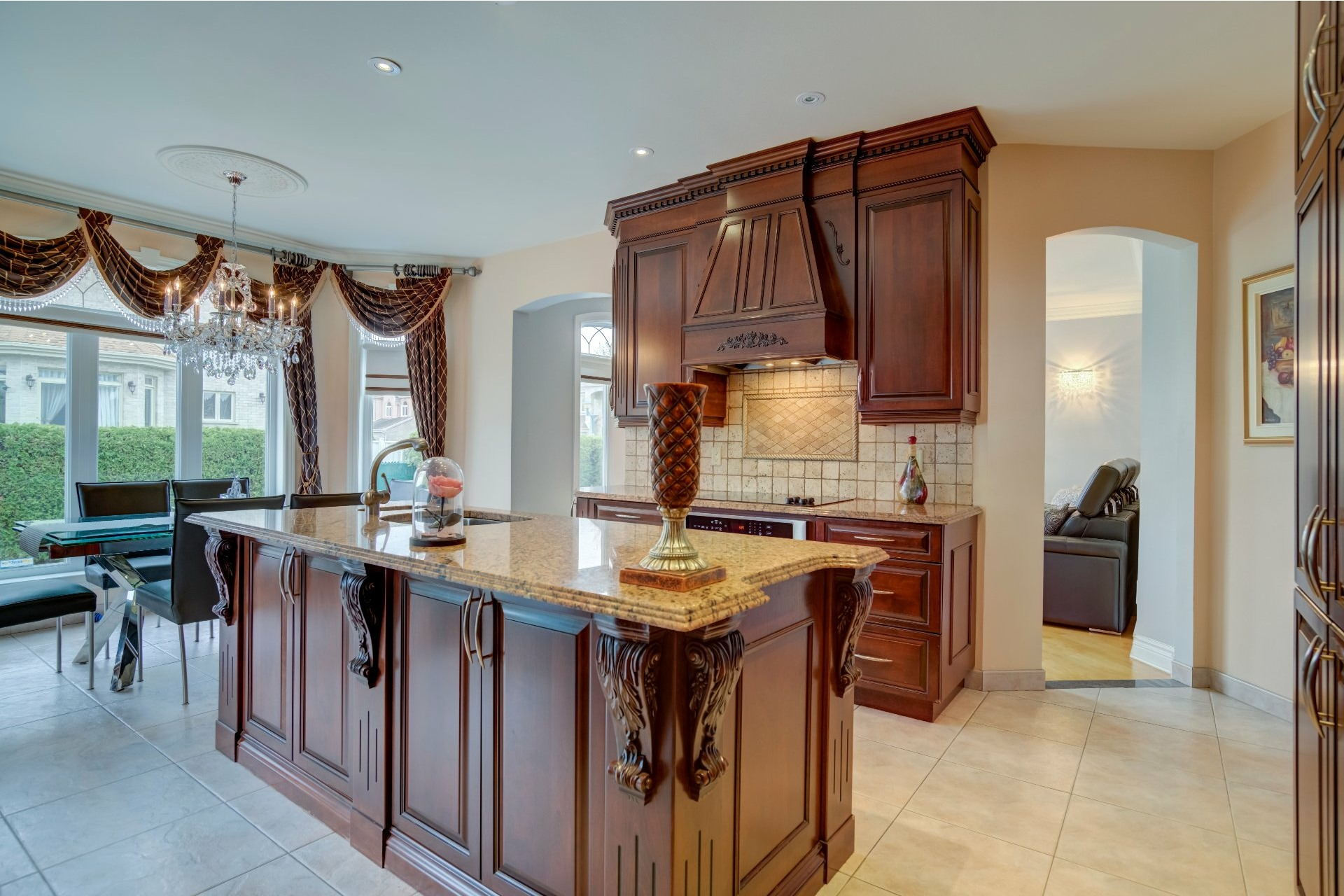 image 6 - House For sale Duvernay Laval  - 13 rooms