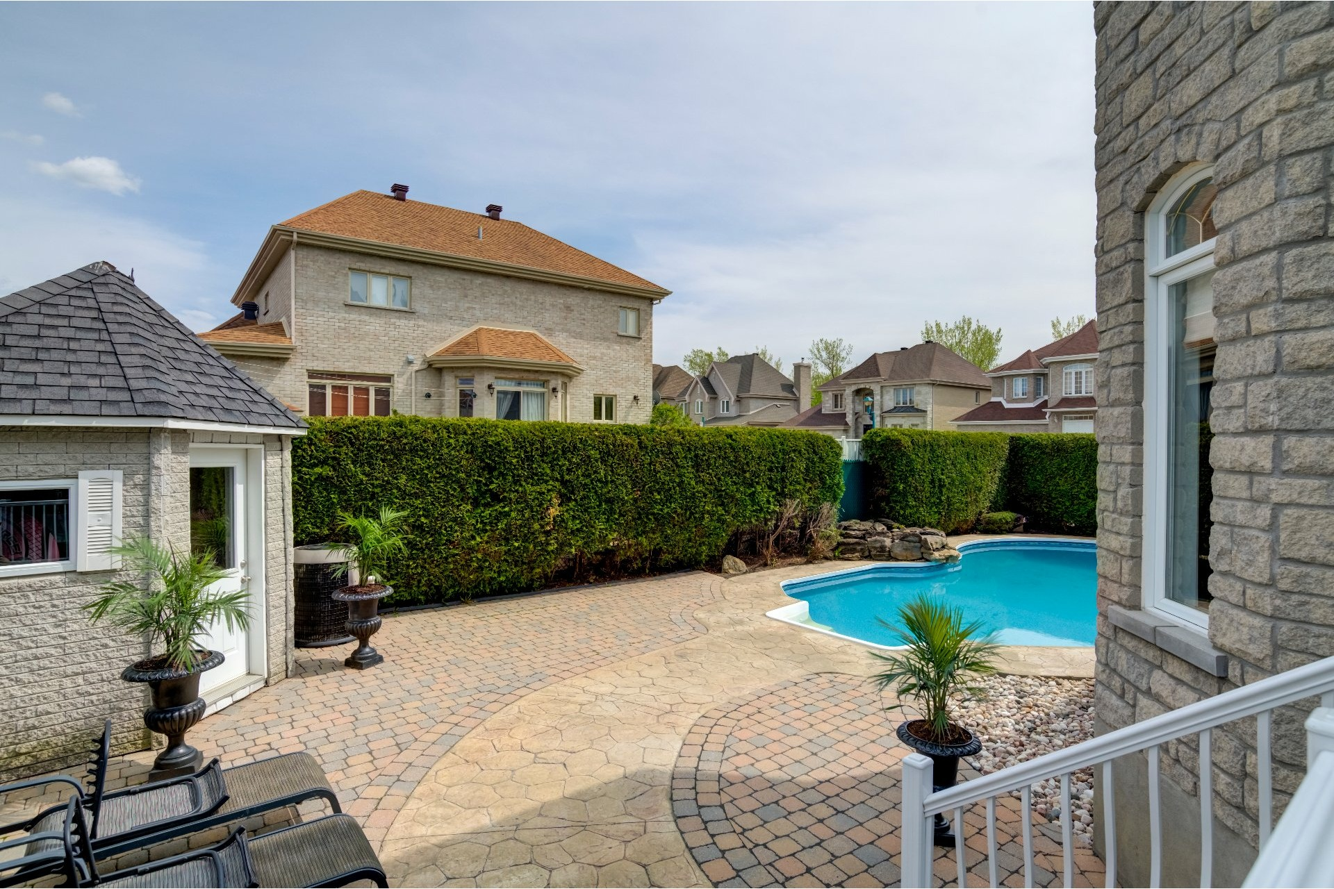 image 47 - House For sale Duvernay Laval  - 13 rooms