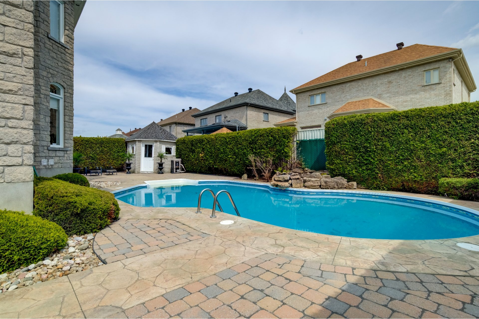 image 45 - House For sale Duvernay Laval  - 13 rooms