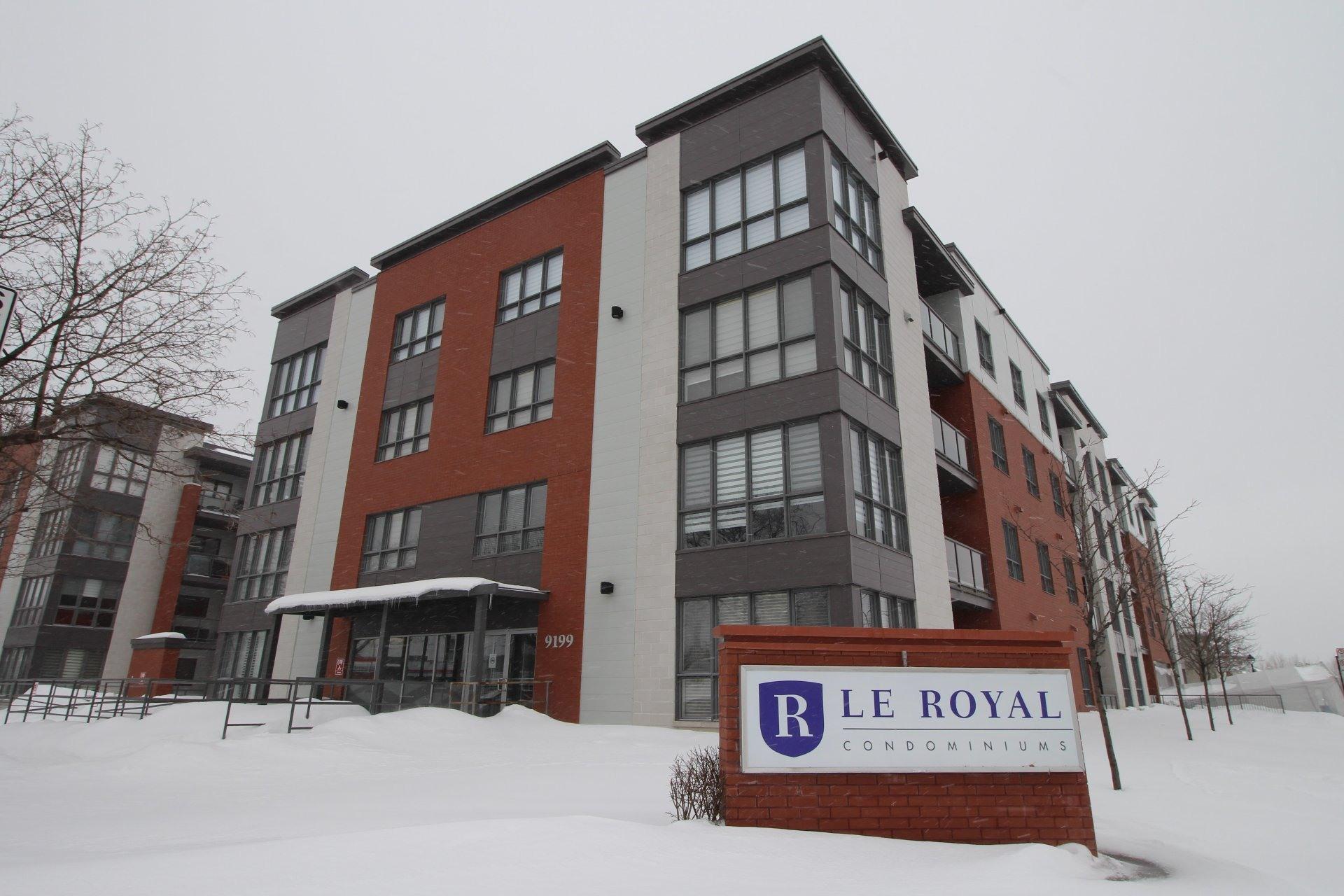 image 28 - Apartment For rent Rivière-des-Prairies/Pointe-aux-Trembles Montréal  - 6 rooms