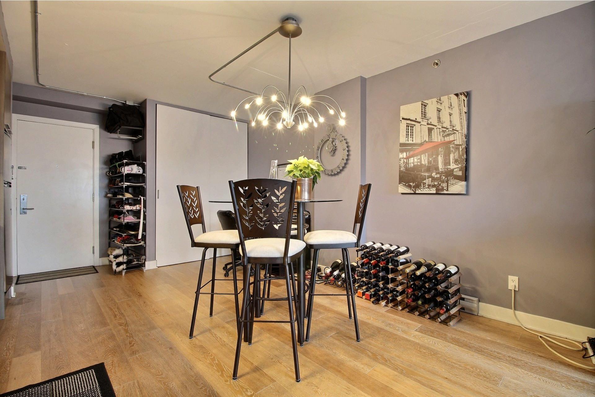 image 4 - Apartment For rent Le Sud-Ouest Montréal  - 4 rooms