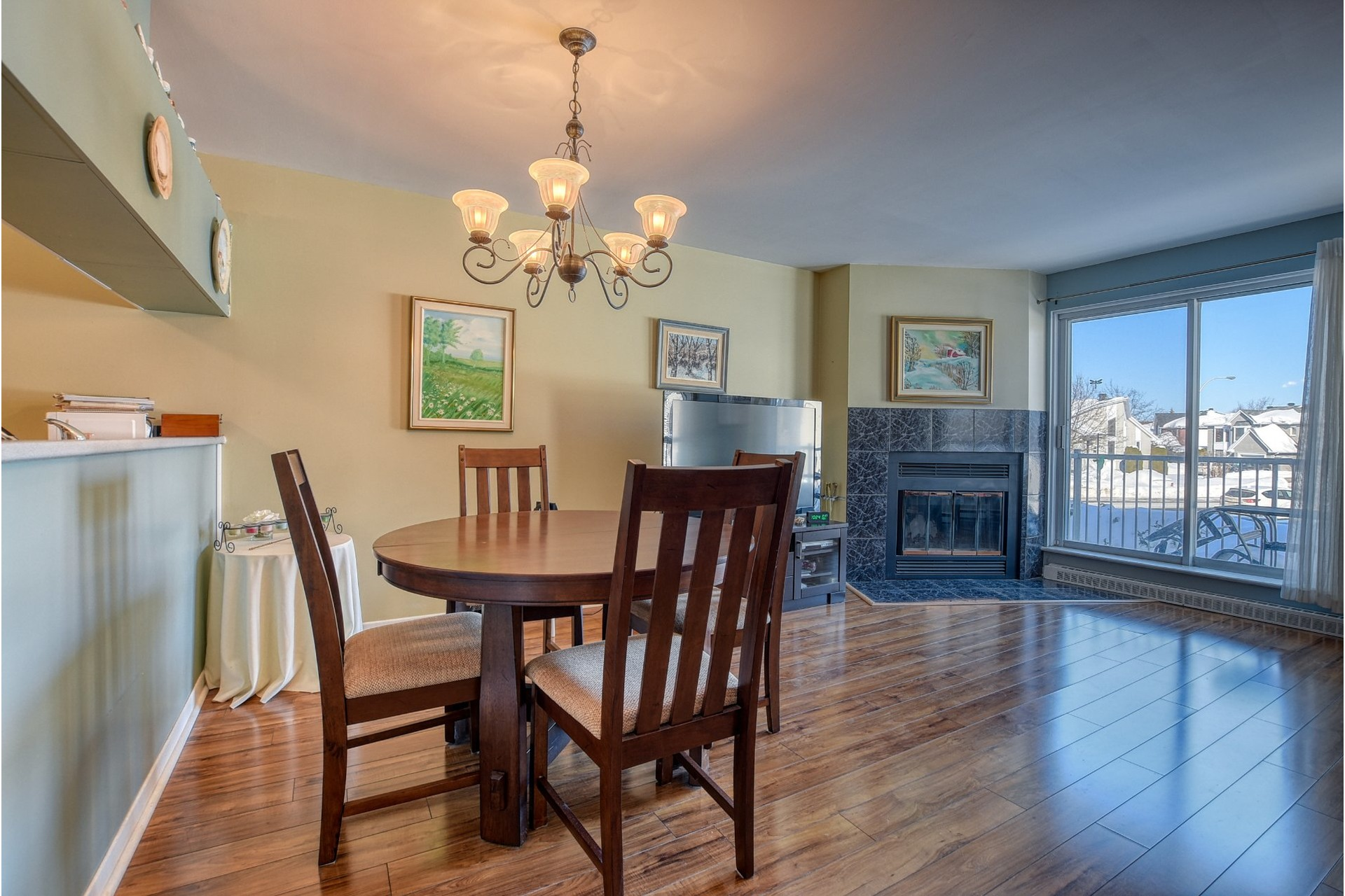 image 4 - Apartment For sale Fabreville Laval  - 5 rooms