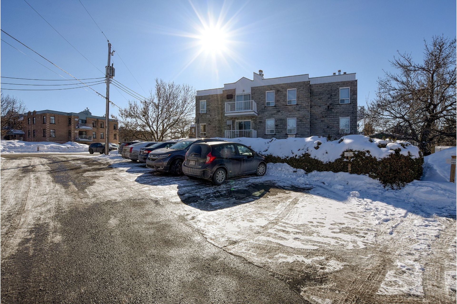 image 16 - Apartment For sale Fabreville Laval  - 5 rooms