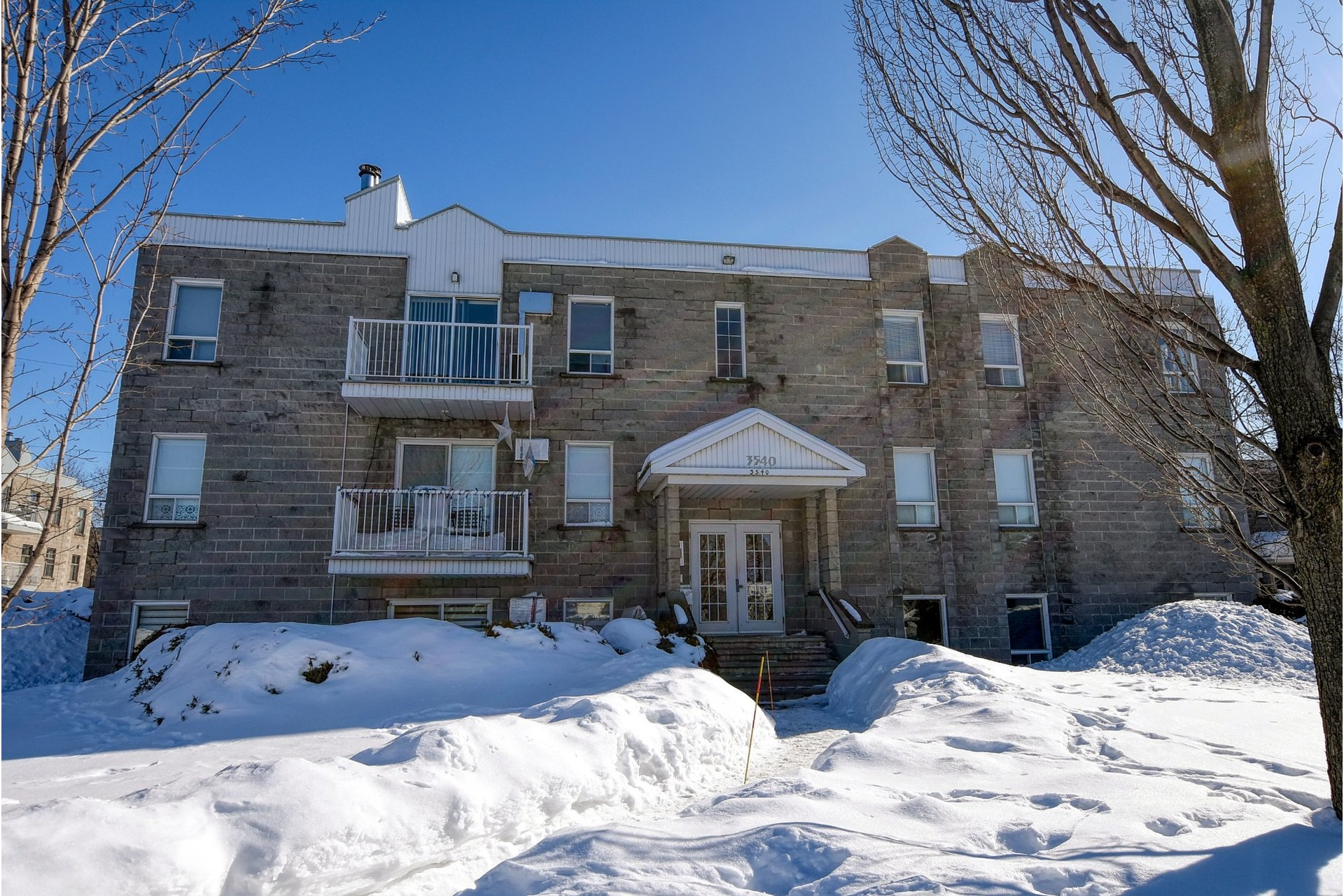 image 17 - Apartment For sale Fabreville Laval  - 5 rooms