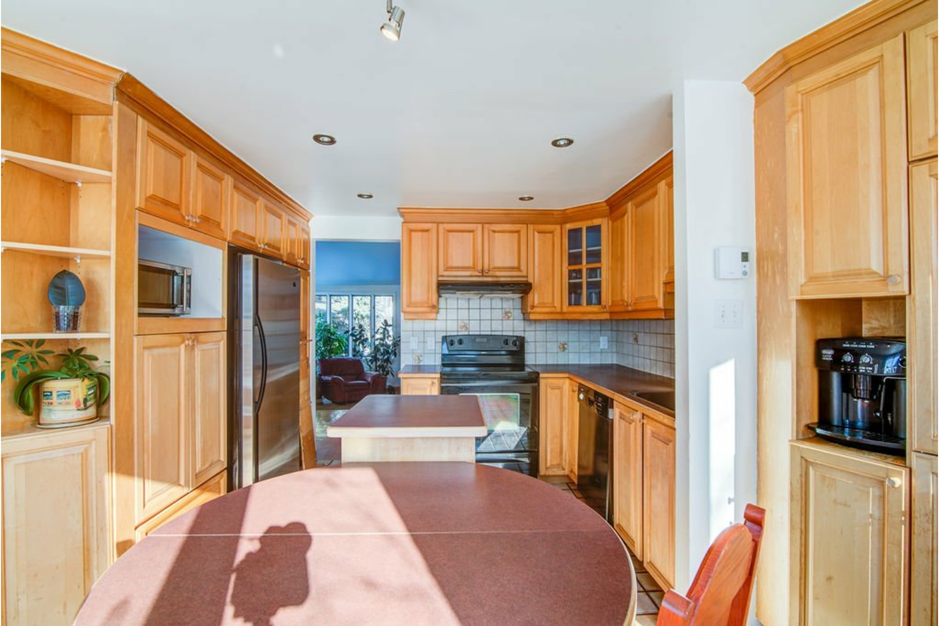 image 10 - House For sale Sainte-Rose Laval  - 17 rooms