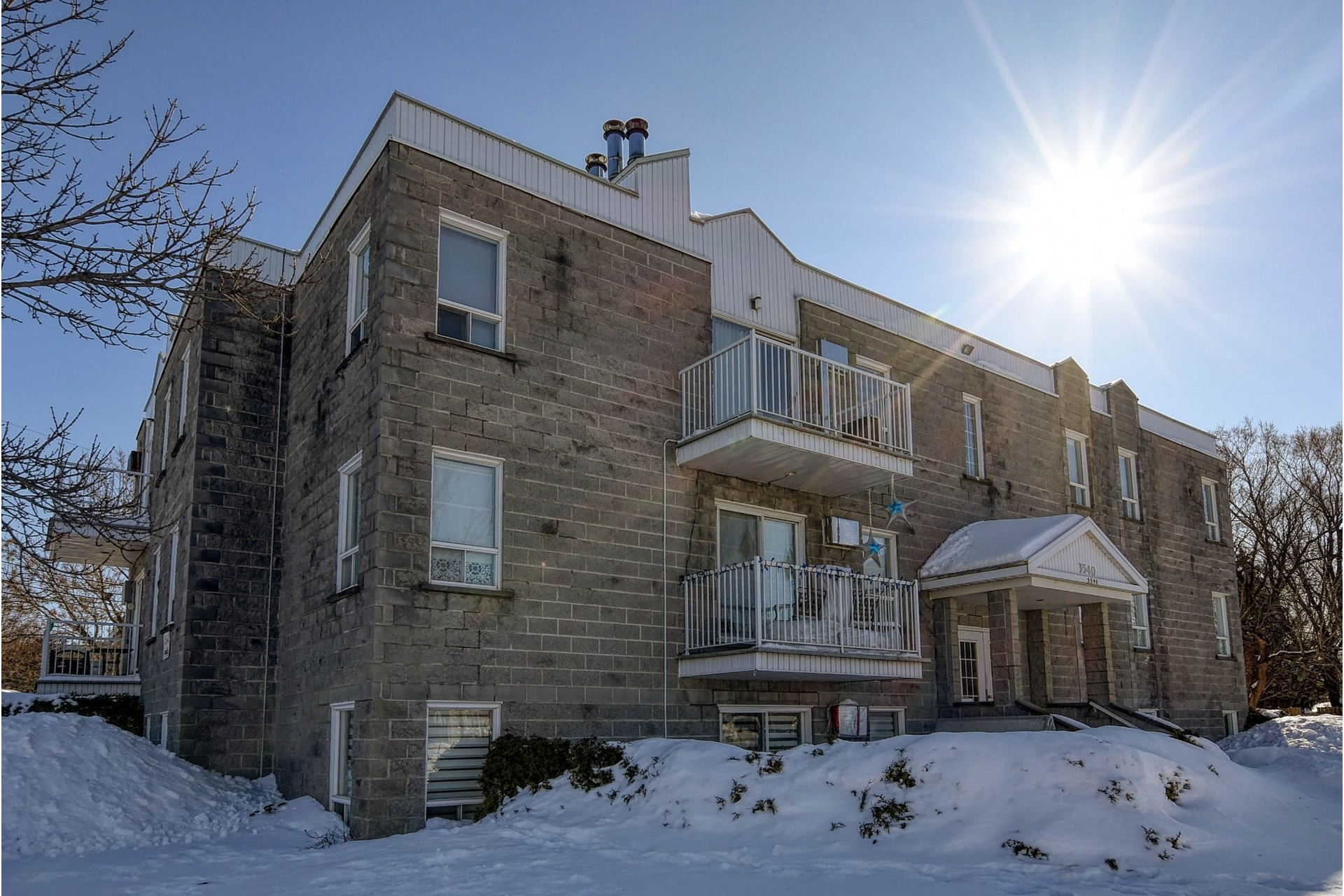 image 0 - Apartment For sale Fabreville Laval  - 5 rooms