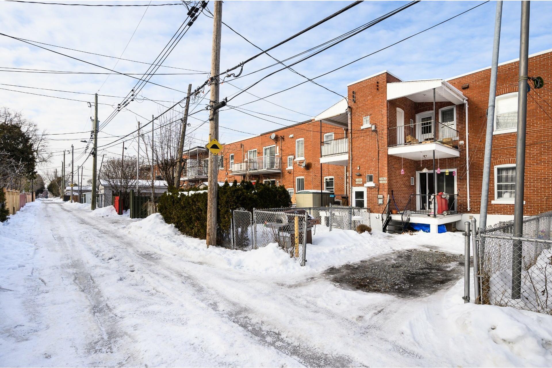 image 3 - Quadruplex À vendre Verdun/Île-des-Sours Montréal  - 4 pièces