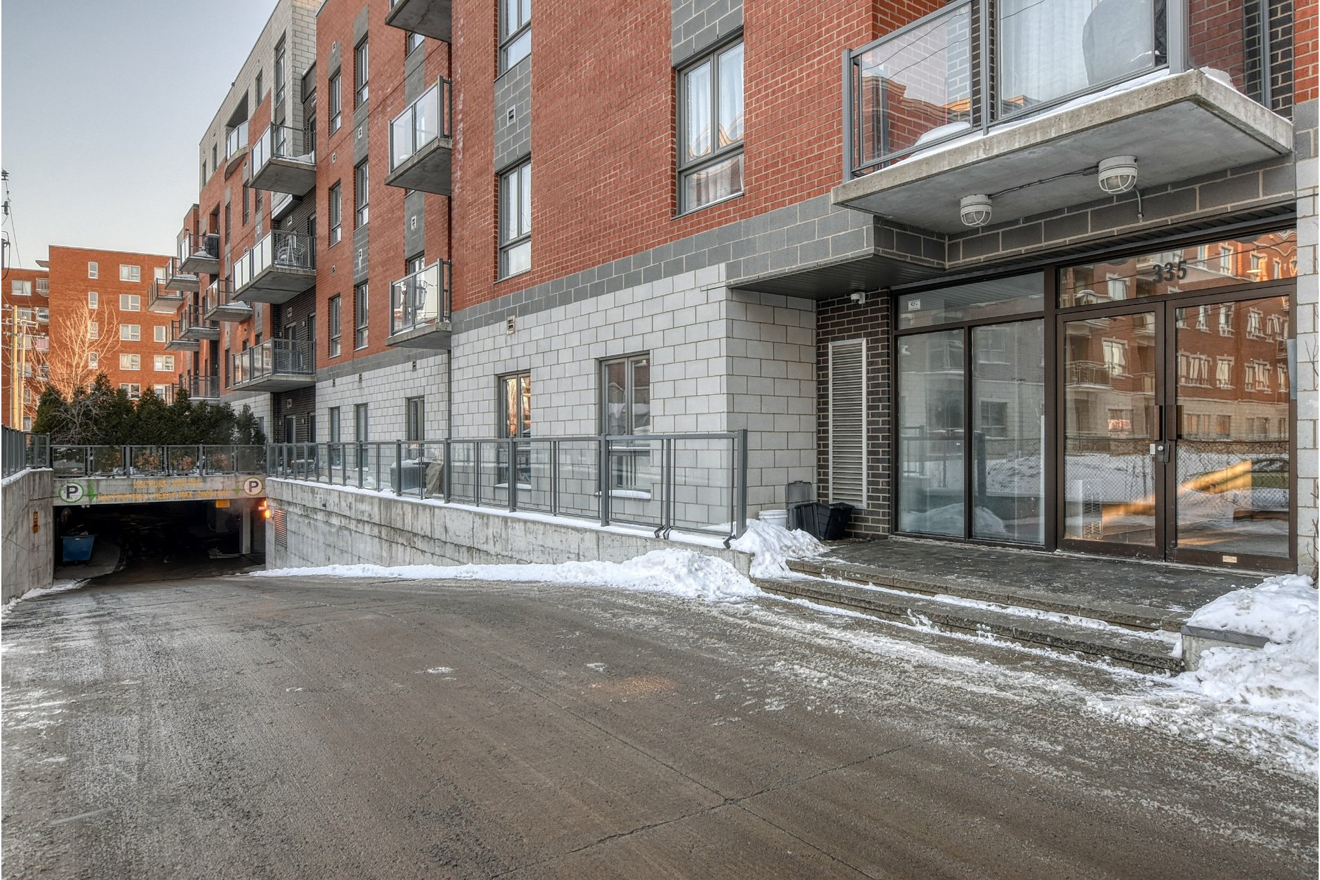 image 23 - Apartment For sale Saint-Laurent Montréal  - 7 rooms
