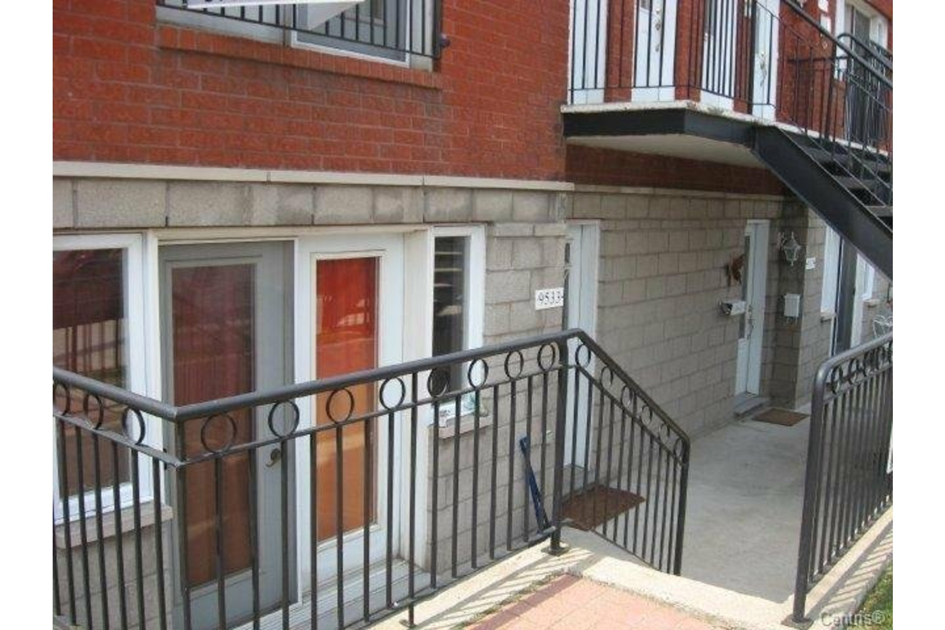 image 1 - Apartment For sale Mercier/Hochelaga-Maisonneuve Montréal  - 6 rooms