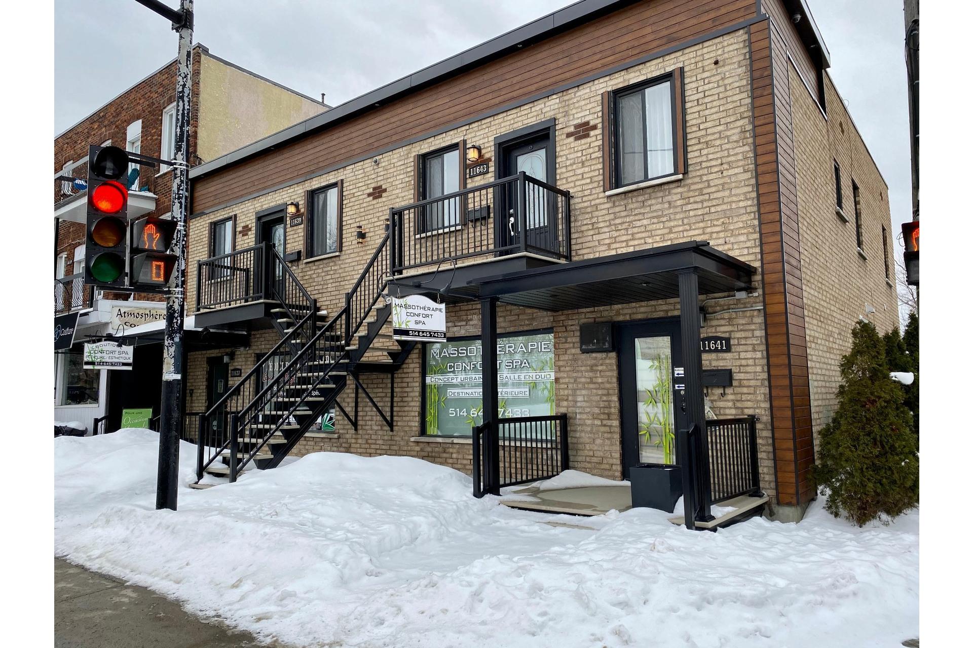 image 0 - Quadruplex For sale Rivière-des-Prairies/Pointe-aux-Trembles Montréal  - 4 rooms