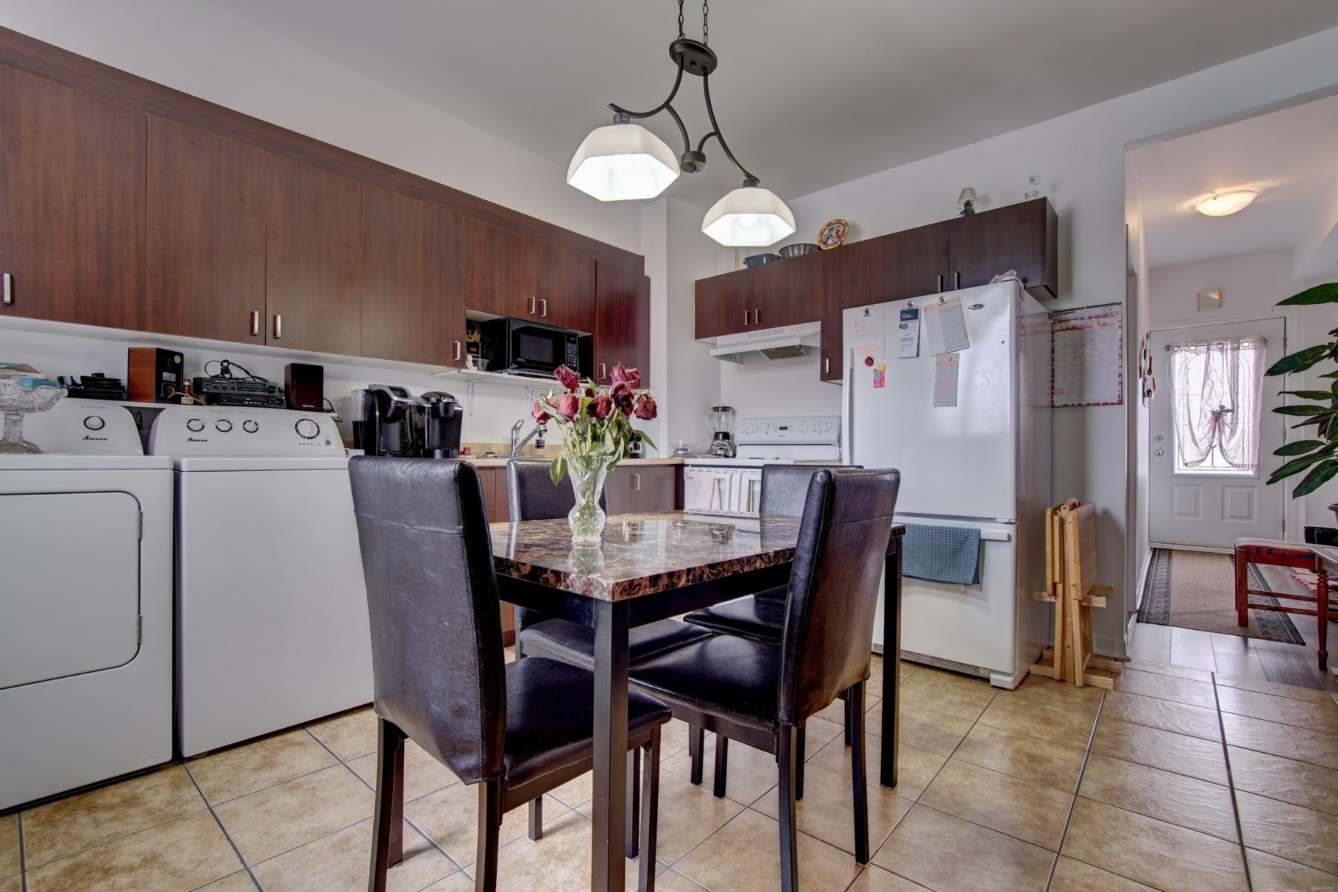 image 12 - Quadruplex For sale Rivière-des-Prairies/Pointe-aux-Trembles Montréal  - 4 rooms