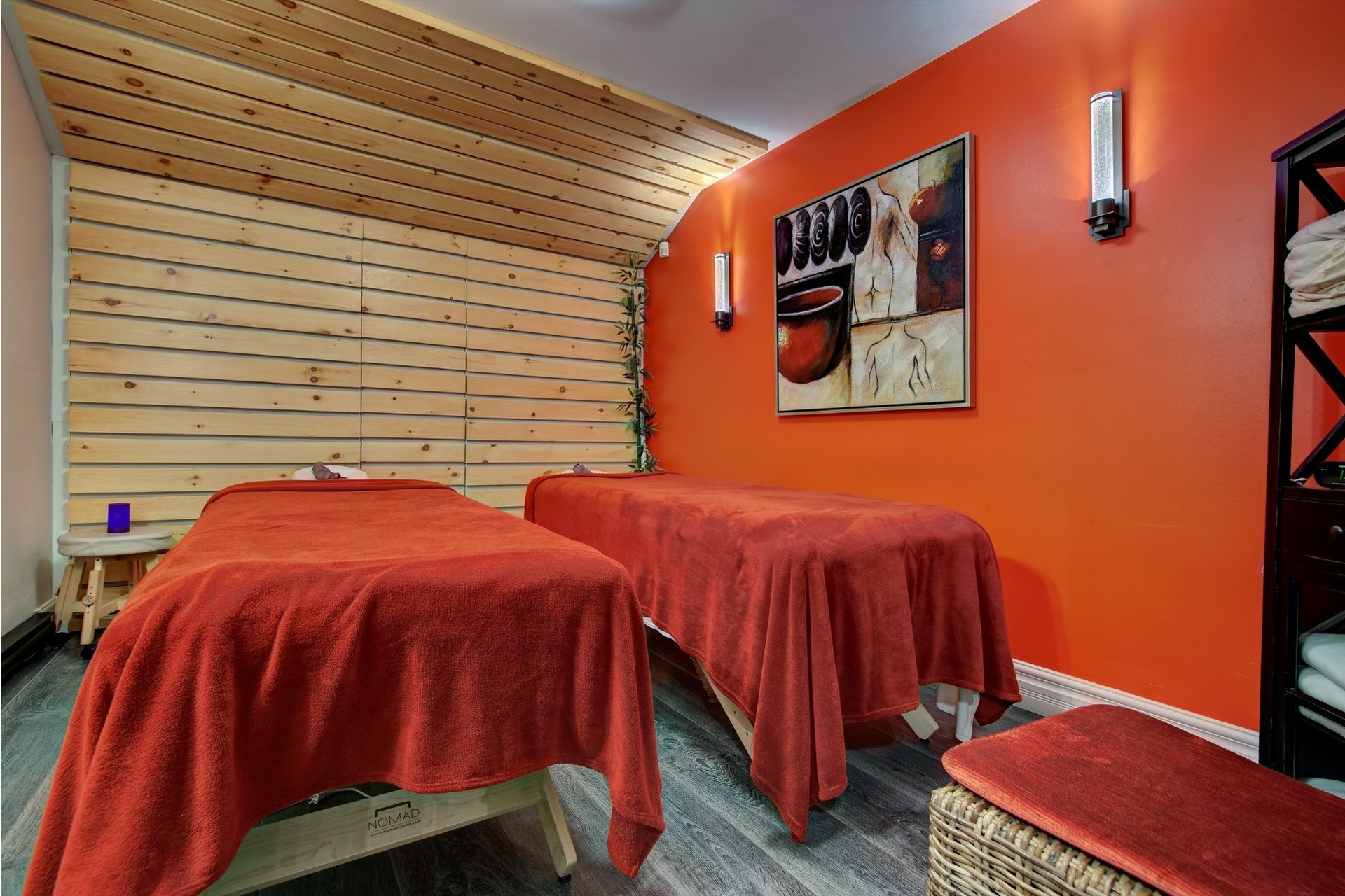 image 19 - Quadruplex For sale Rivière-des-Prairies/Pointe-aux-Trembles Montréal  - 4 rooms