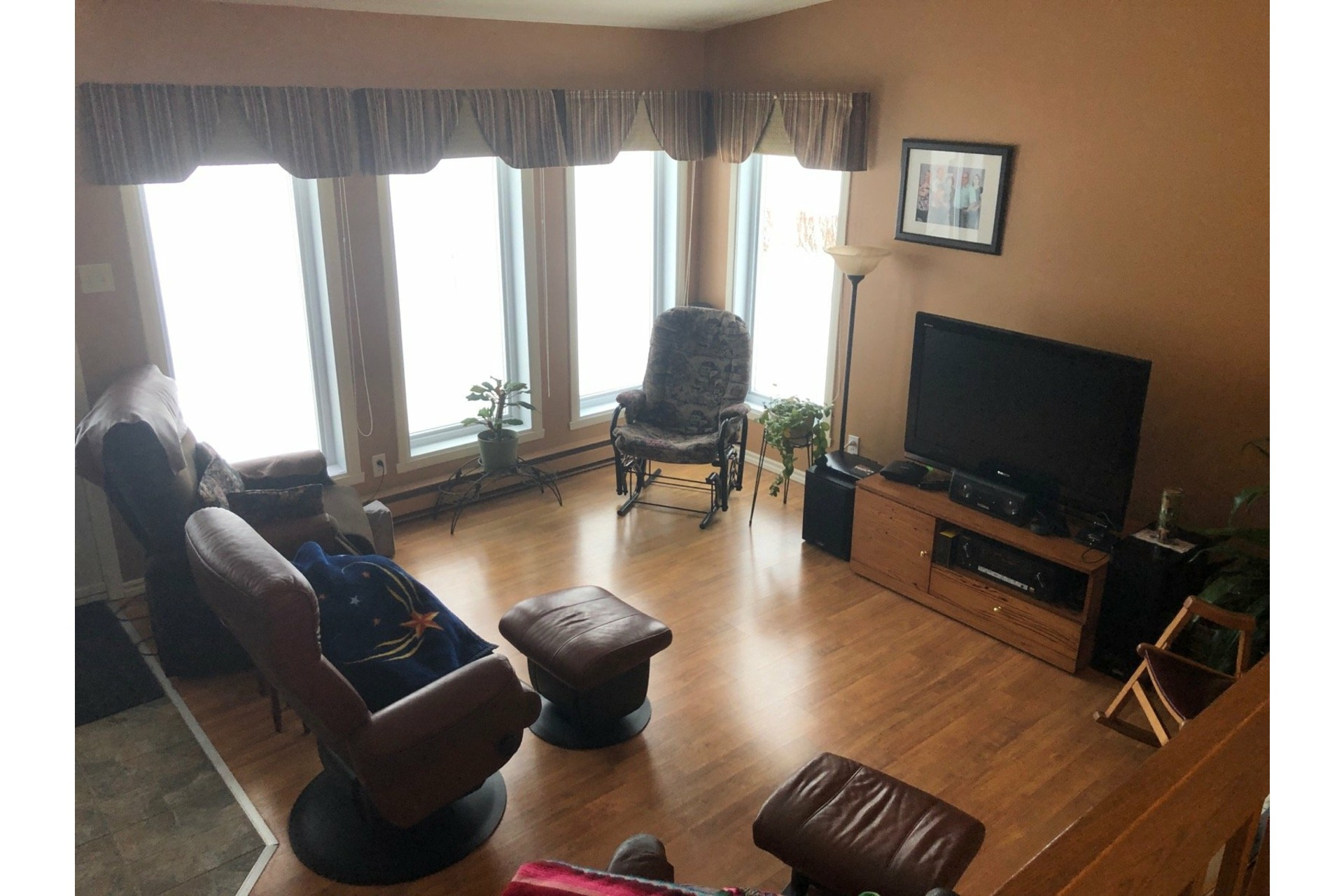 image 6 - House For sale Saint-Léonard-d'Aston - 11 rooms