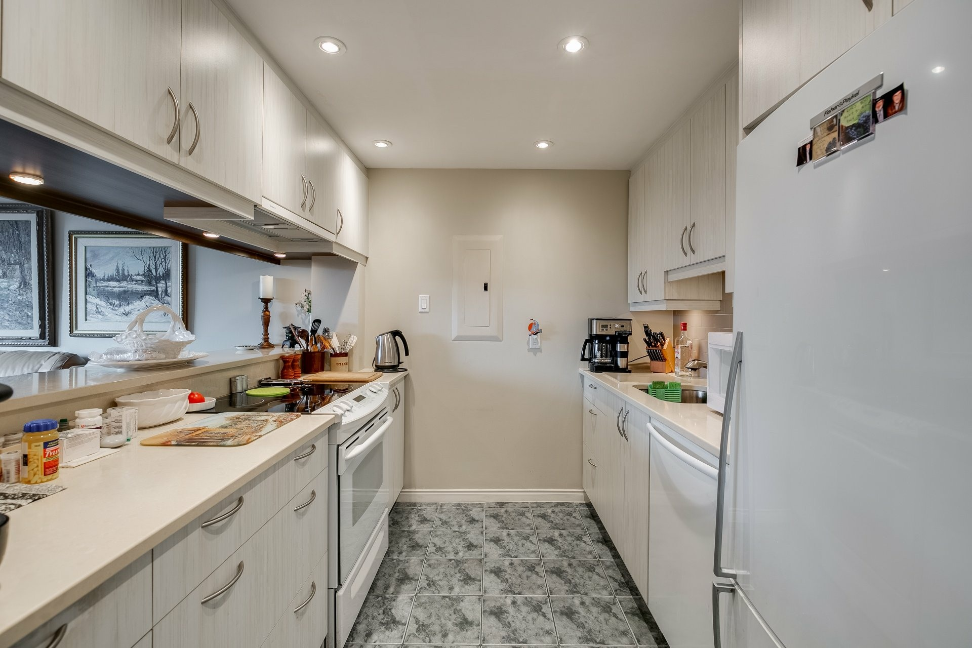 image 4 - Apartment For sale Verdun/Île-des-Sours Montréal  - 6 rooms