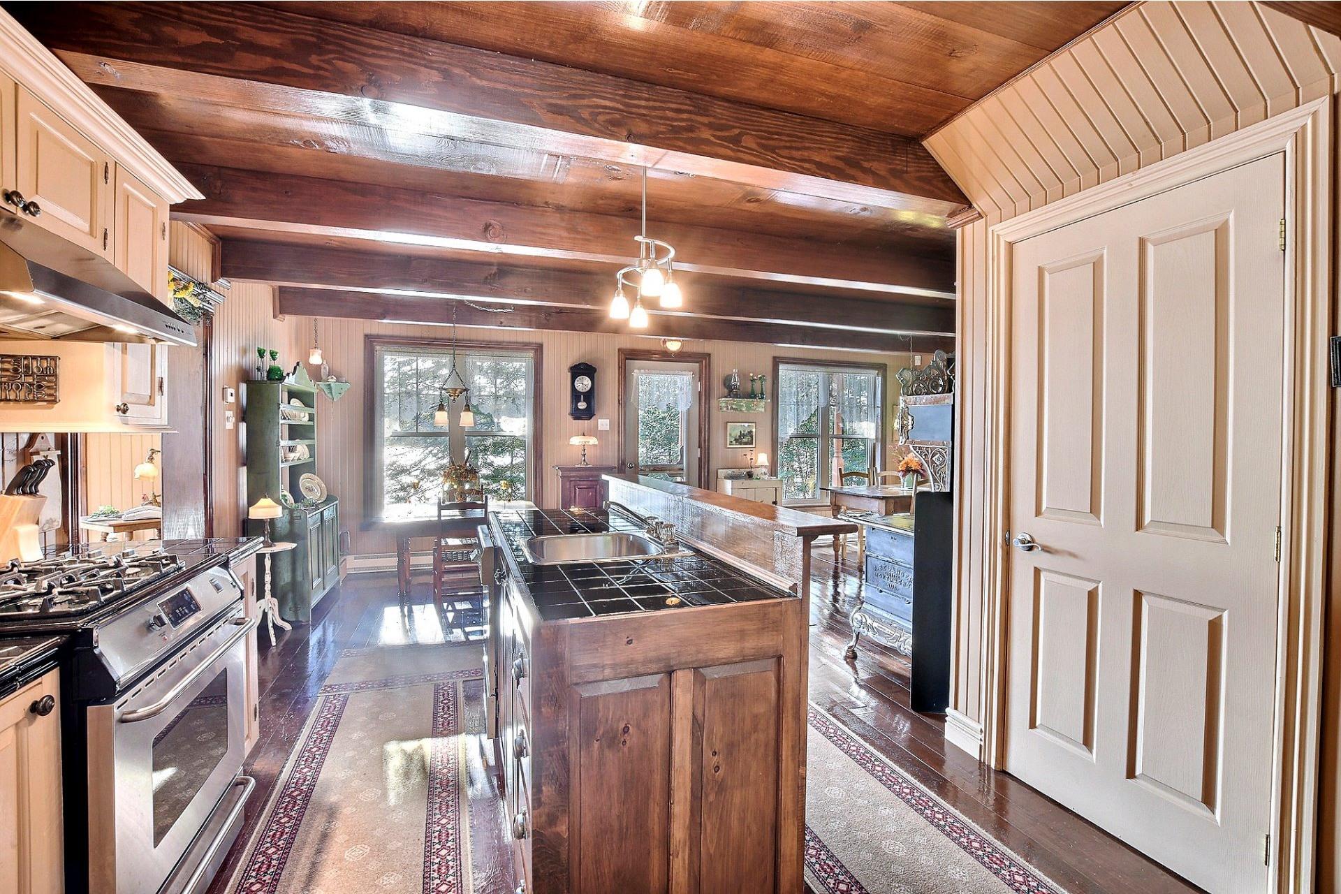 image 12 - Maison À vendre Morin-Heights - 11 pièces
