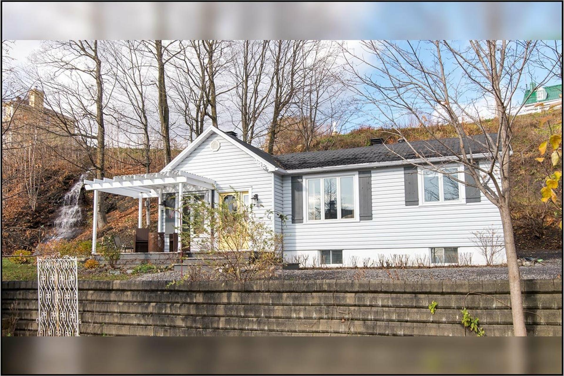 image 17 - House For sale Saint-Jean-de-l'Île-d'Orléans - 12 rooms