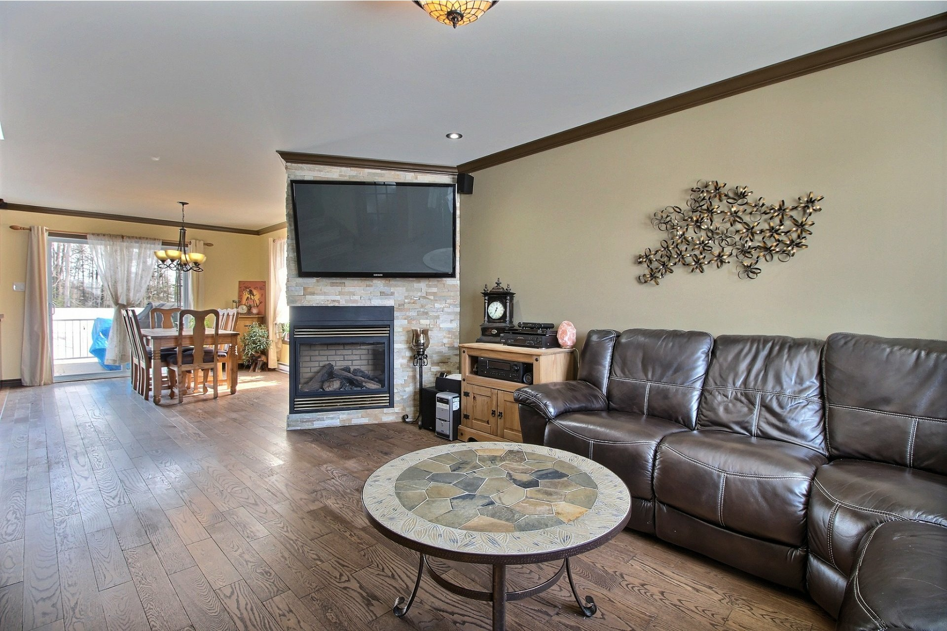 image 6 - House For sale Notre-Dame-des-Prairies - 12 rooms