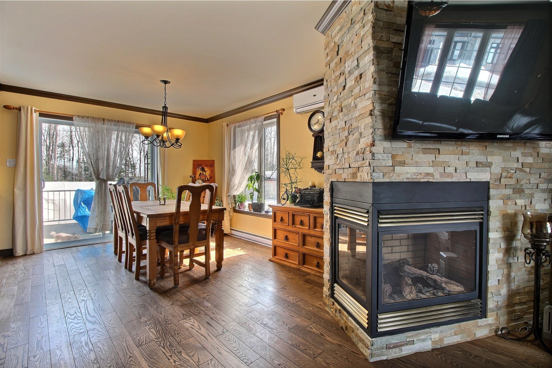 image 11 - House For sale Notre-Dame-des-Prairies - 12 rooms