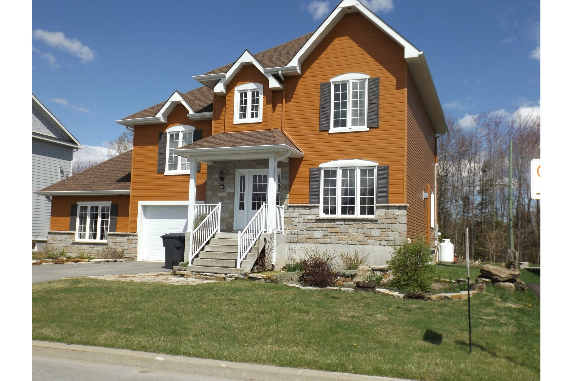 image 43 - House For sale Notre-Dame-des-Prairies - 12 rooms