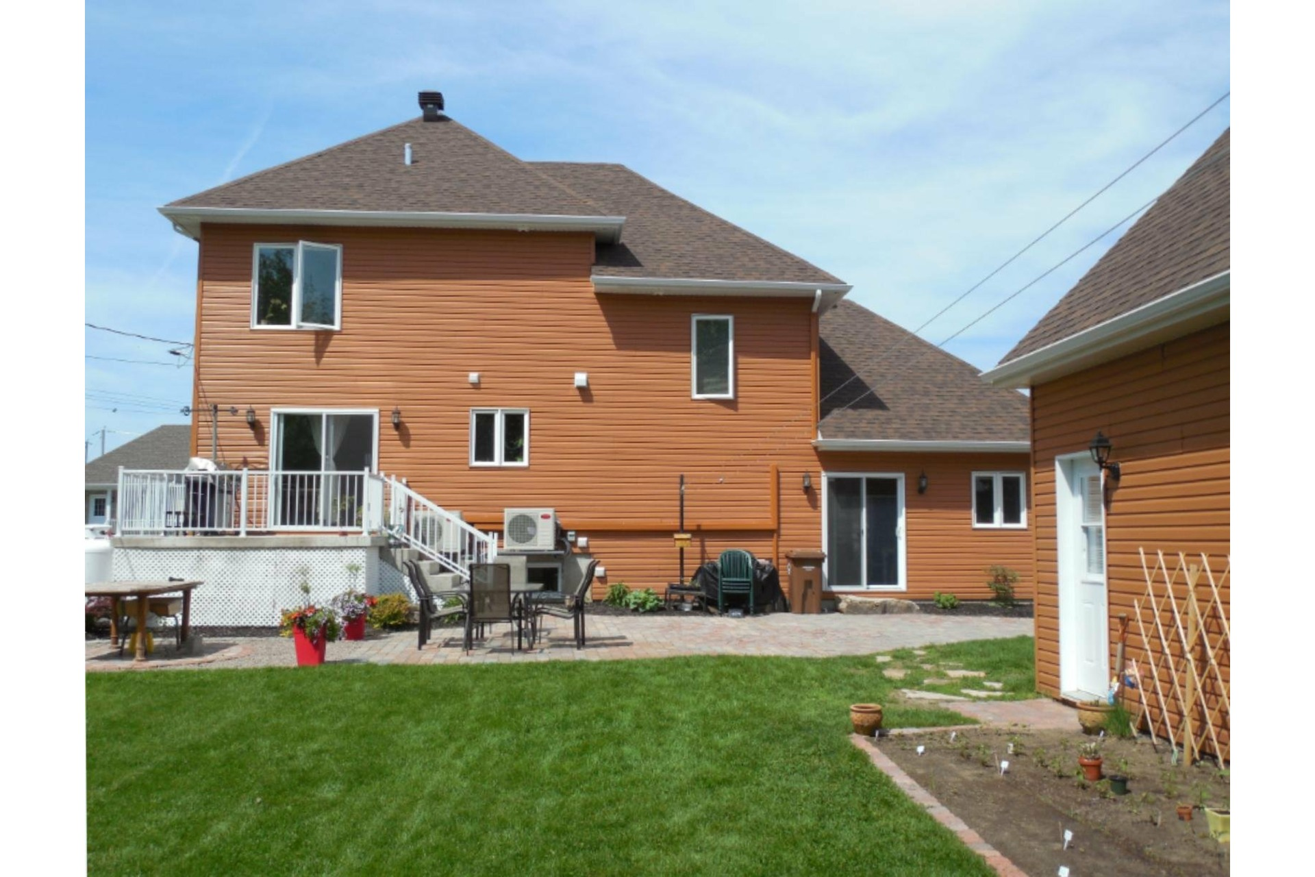 image 38 - House For sale Notre-Dame-des-Prairies - 12 rooms