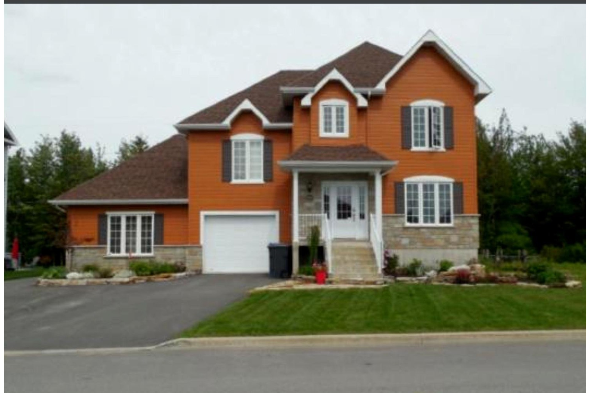 image 37 - House For sale Notre-Dame-des-Prairies - 12 rooms