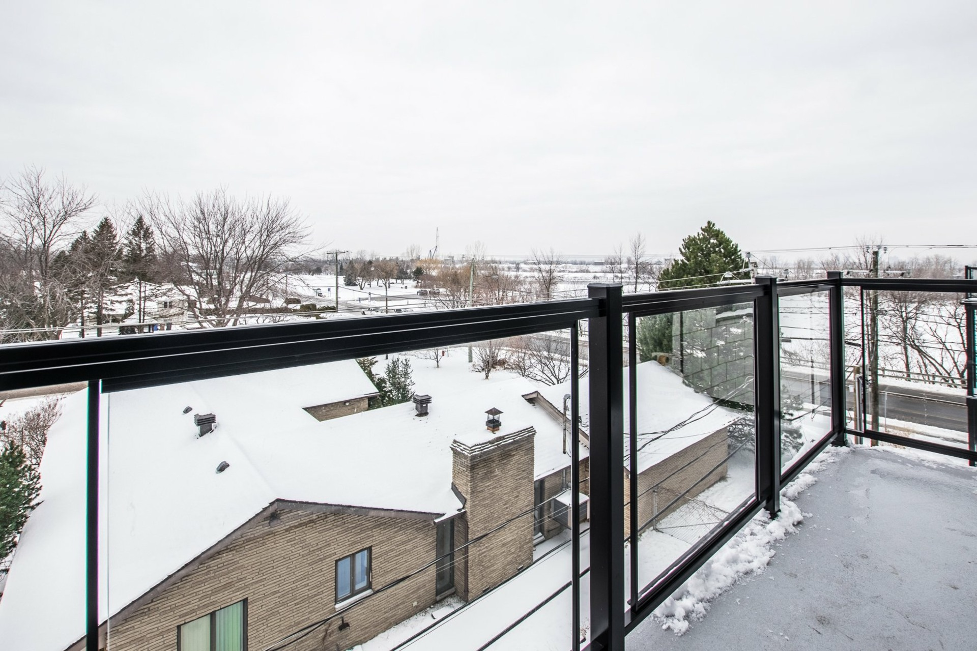 image 22 - Apartment For sale Sainte-Catherine - 6 rooms