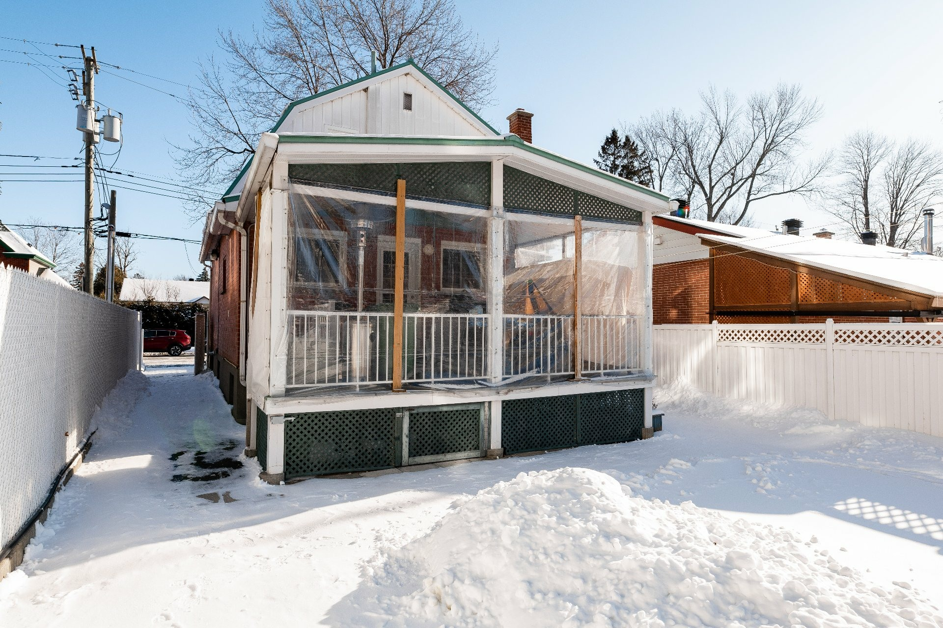 image 33 - House For sale Dorval - 11 rooms