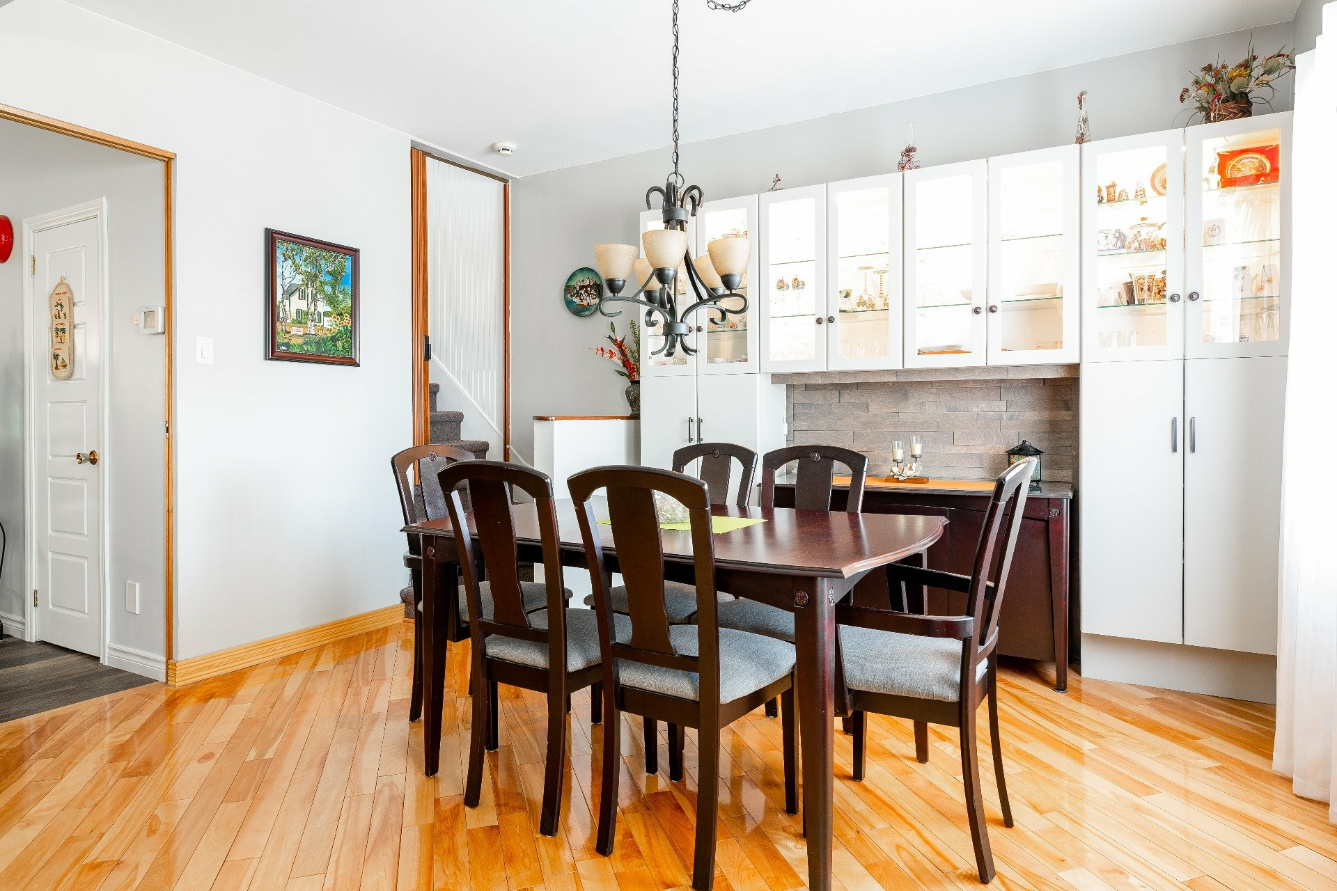 image 2 - House For sale Dorval - 11 rooms